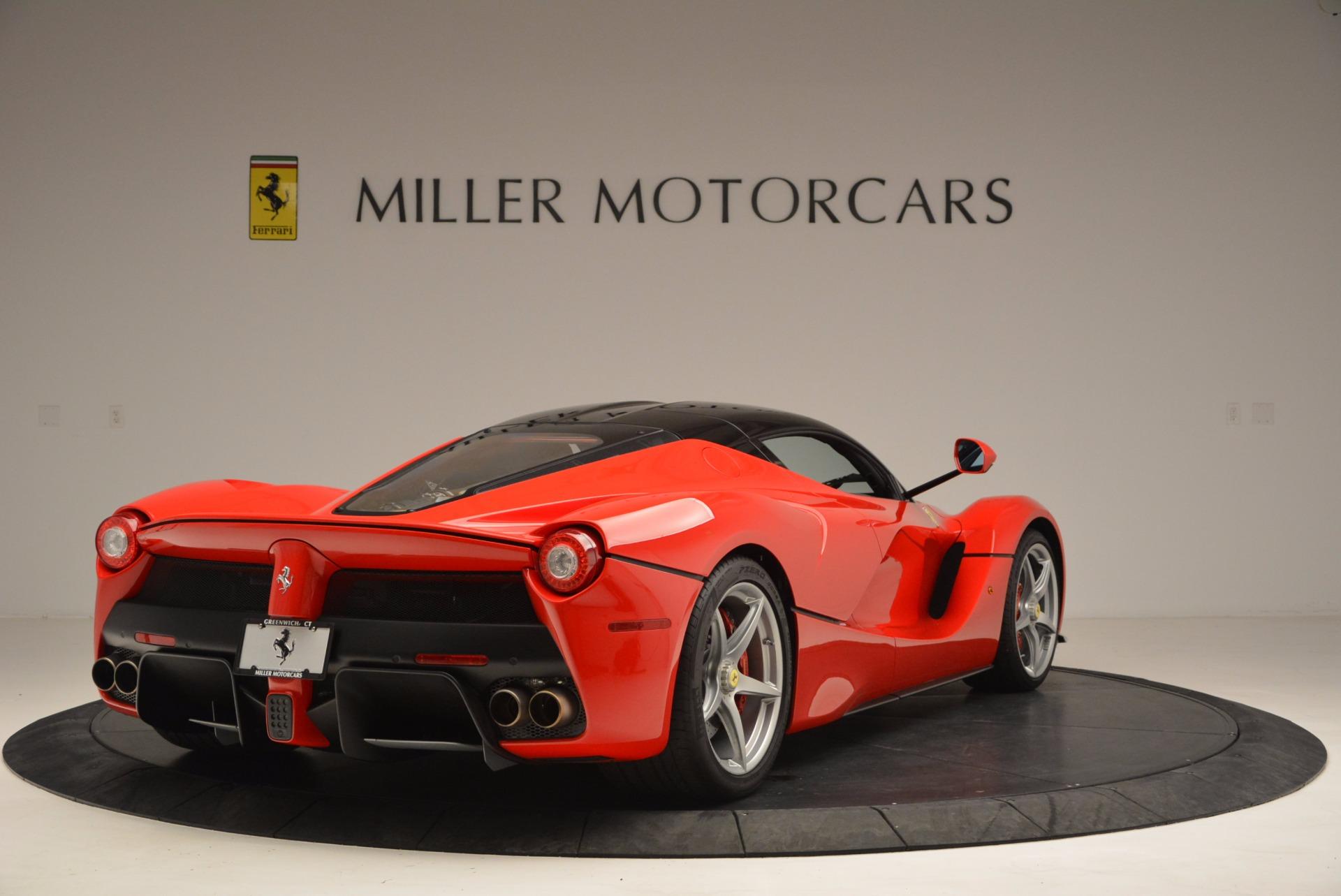 Used 2015 Ferrari LaFerrari  For Sale In Westport, CT 1402_p7