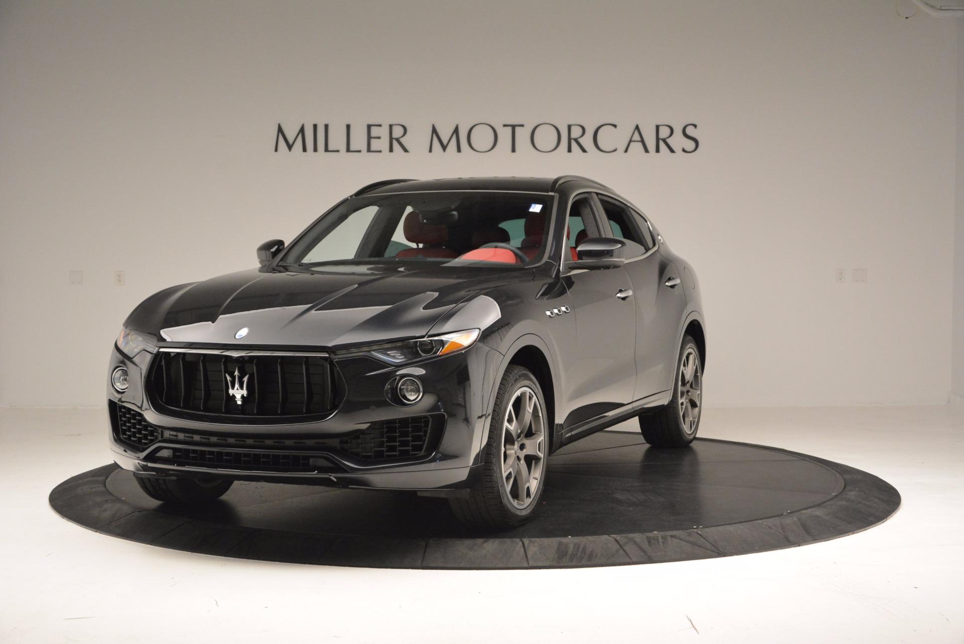New 2017 Maserati Levante  For Sale In Westport, CT 1404_main