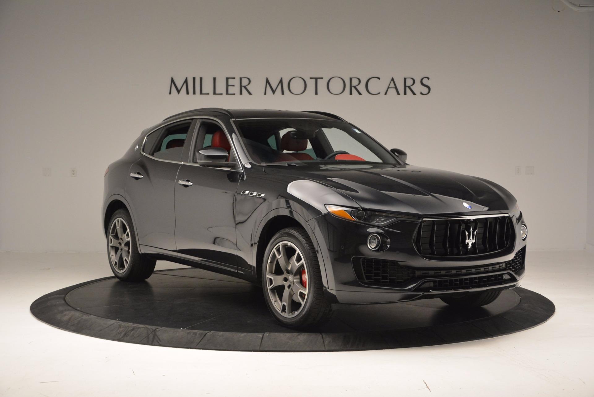 New 2017 Maserati Levante  For Sale In Westport, CT 1404_p11