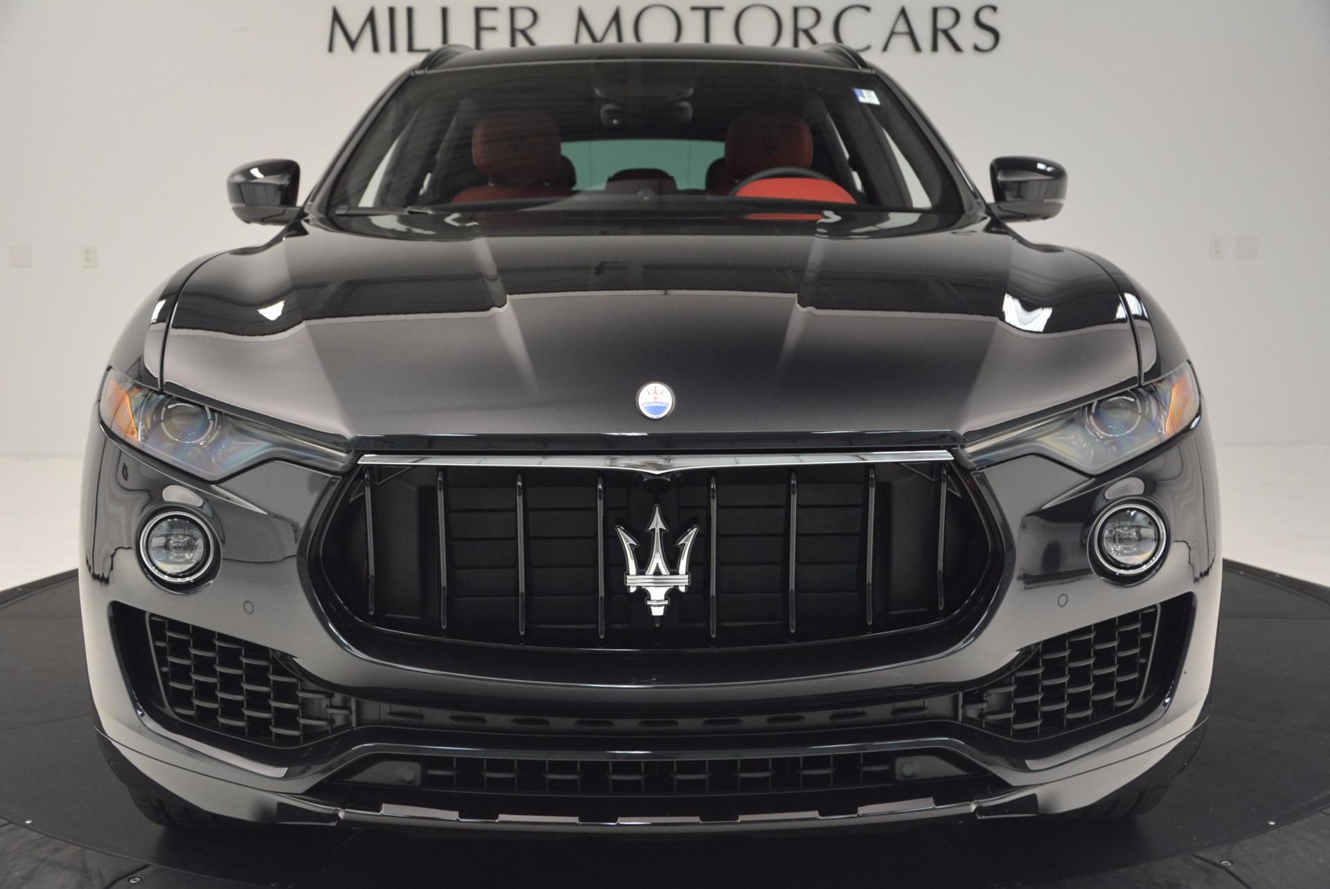 New 2017 Maserati Levante  For Sale In Westport, CT 1404_p13