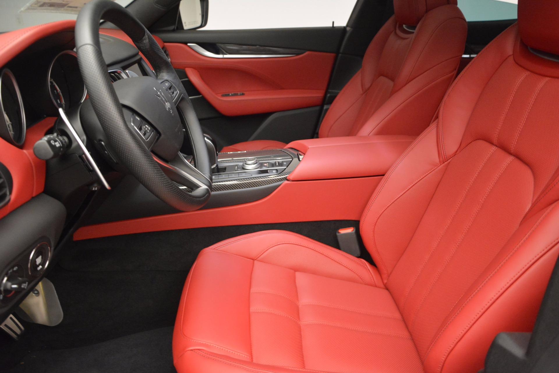 New 2017 Maserati Levante  For Sale In Westport, CT 1404_p16