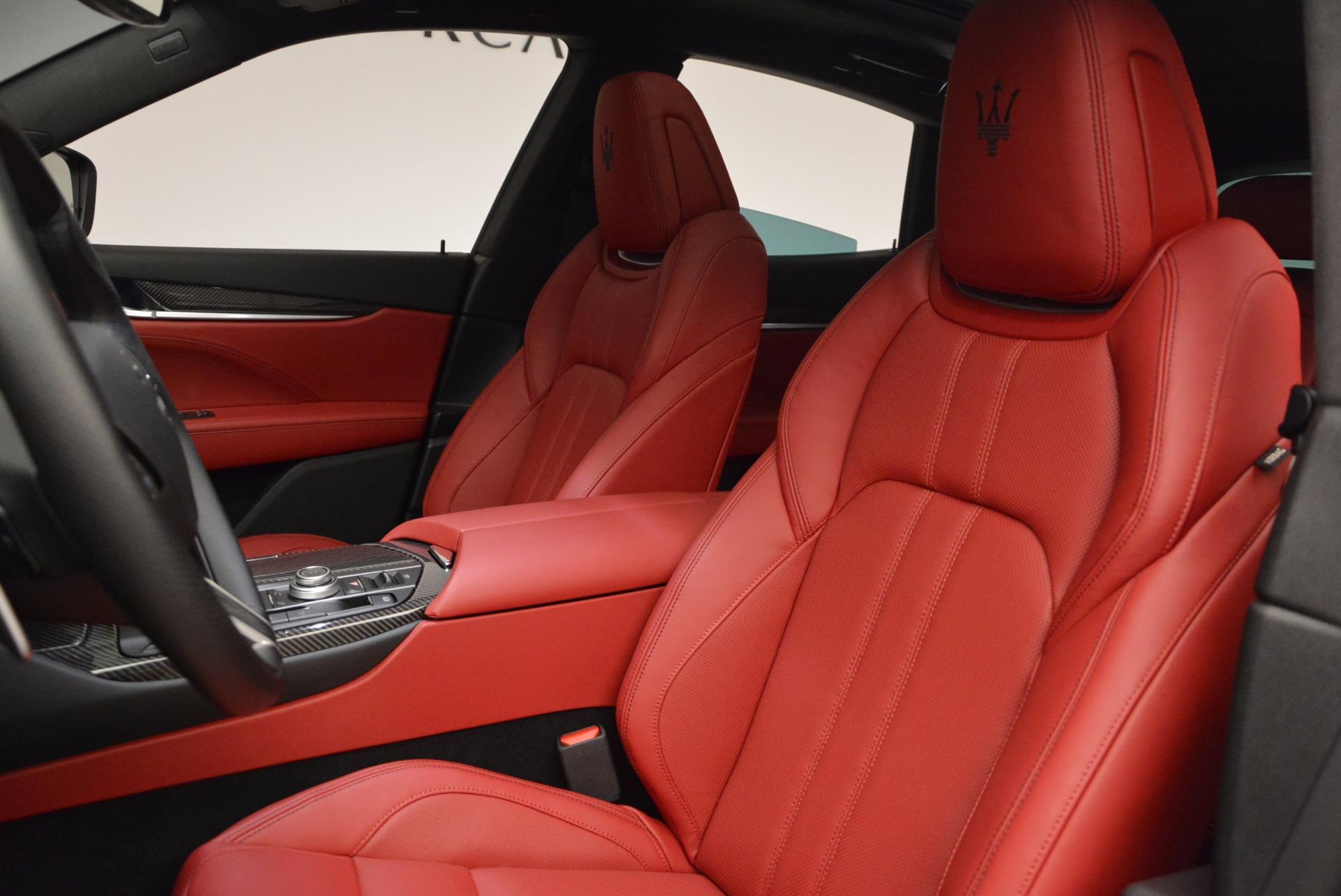New 2017 Maserati Levante  For Sale In Westport, CT 1404_p17