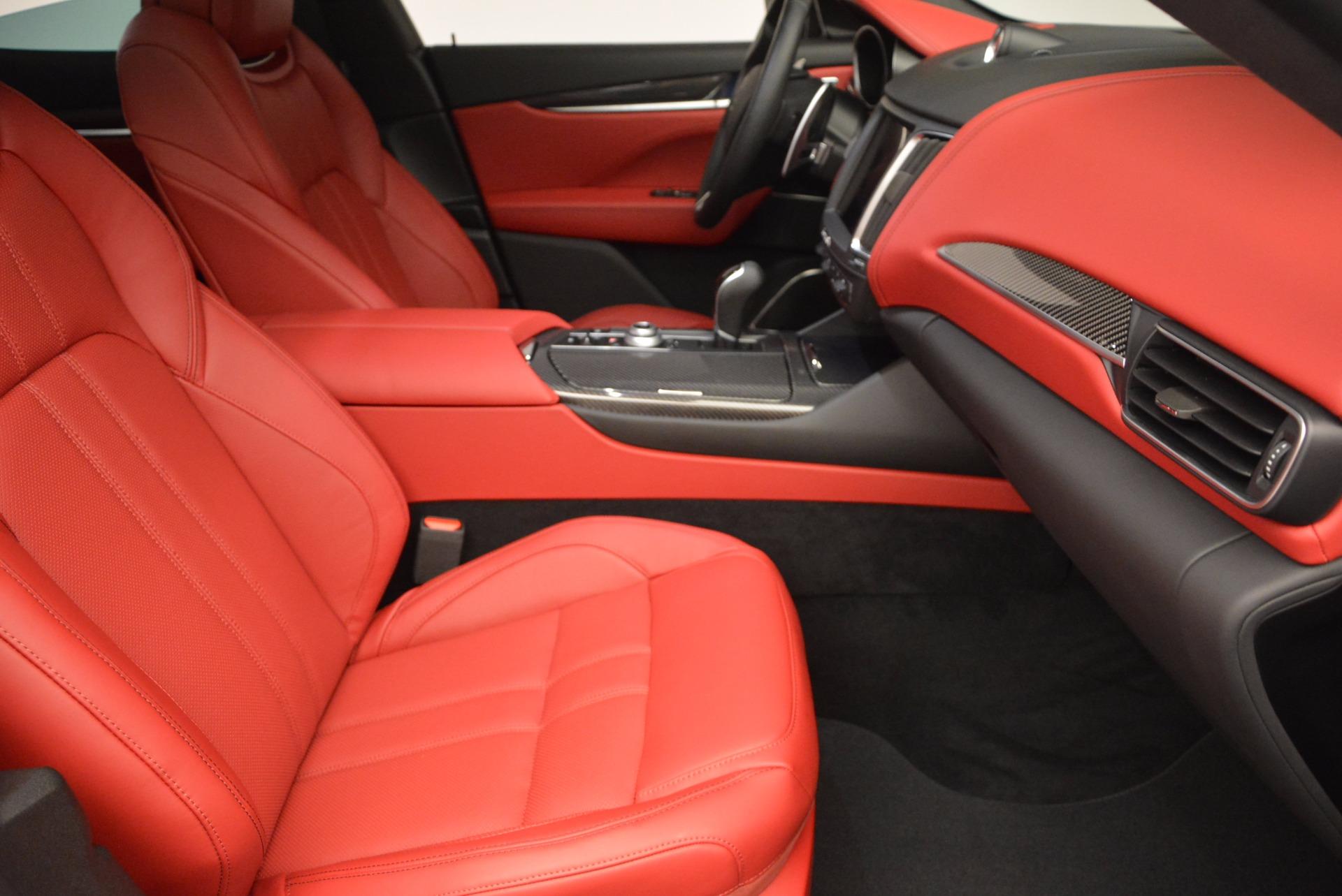 New 2017 Maserati Levante  For Sale In Westport, CT 1404_p24