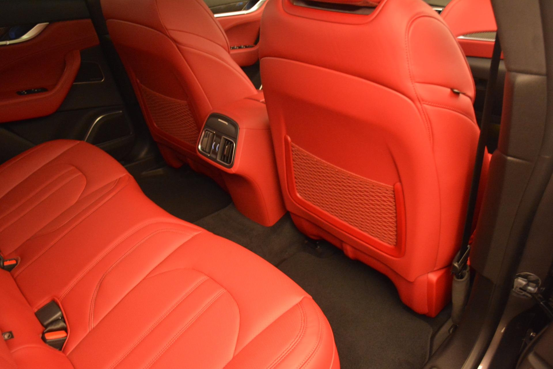 New 2017 Maserati Levante  For Sale In Westport, CT 1404_p26