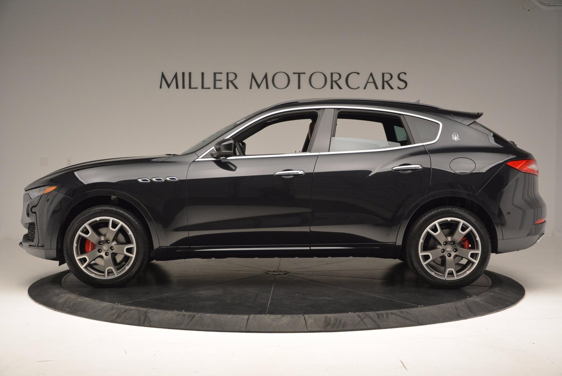 New 2017 Maserati Levante  For Sale In Westport, CT 1404_p3