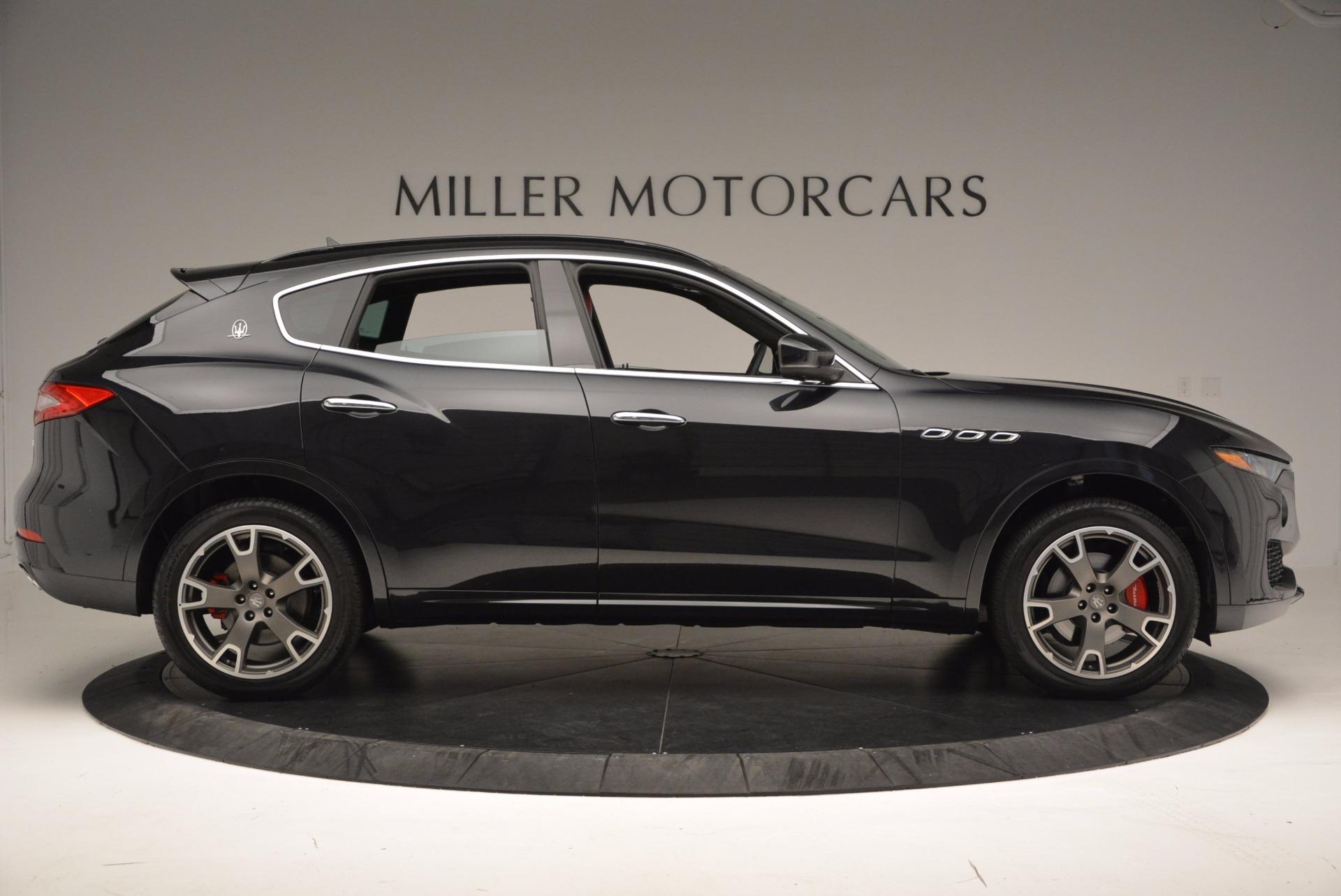 New 2017 Maserati Levante  For Sale In Westport, CT 1404_p9