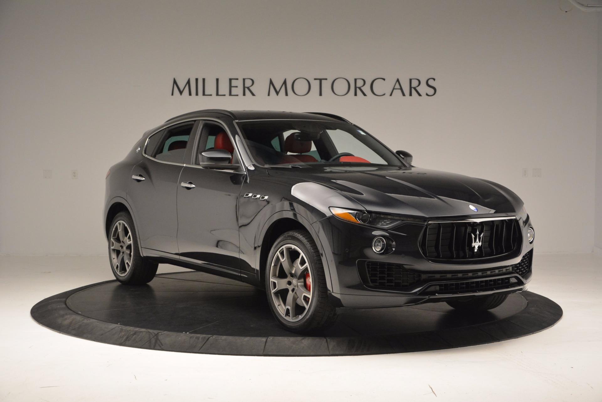 New 2017 Maserati Levante  For Sale In Westport, CT 1406_p11
