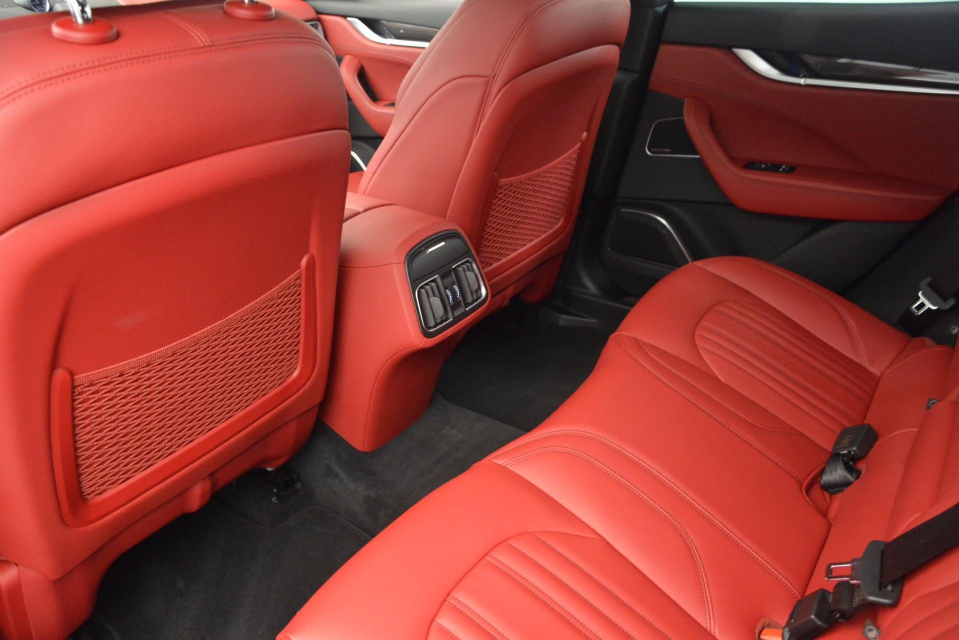 New 2017 Maserati Levante  For Sale In Westport, CT 1406_p16