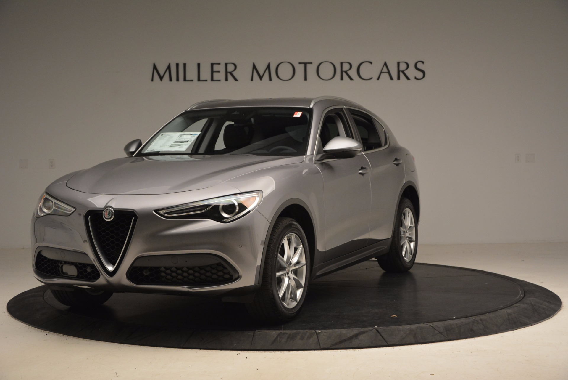 New 2018 Alfa Romeo Stelvio Ti Q4 For Sale In Westport, CT 1409_main