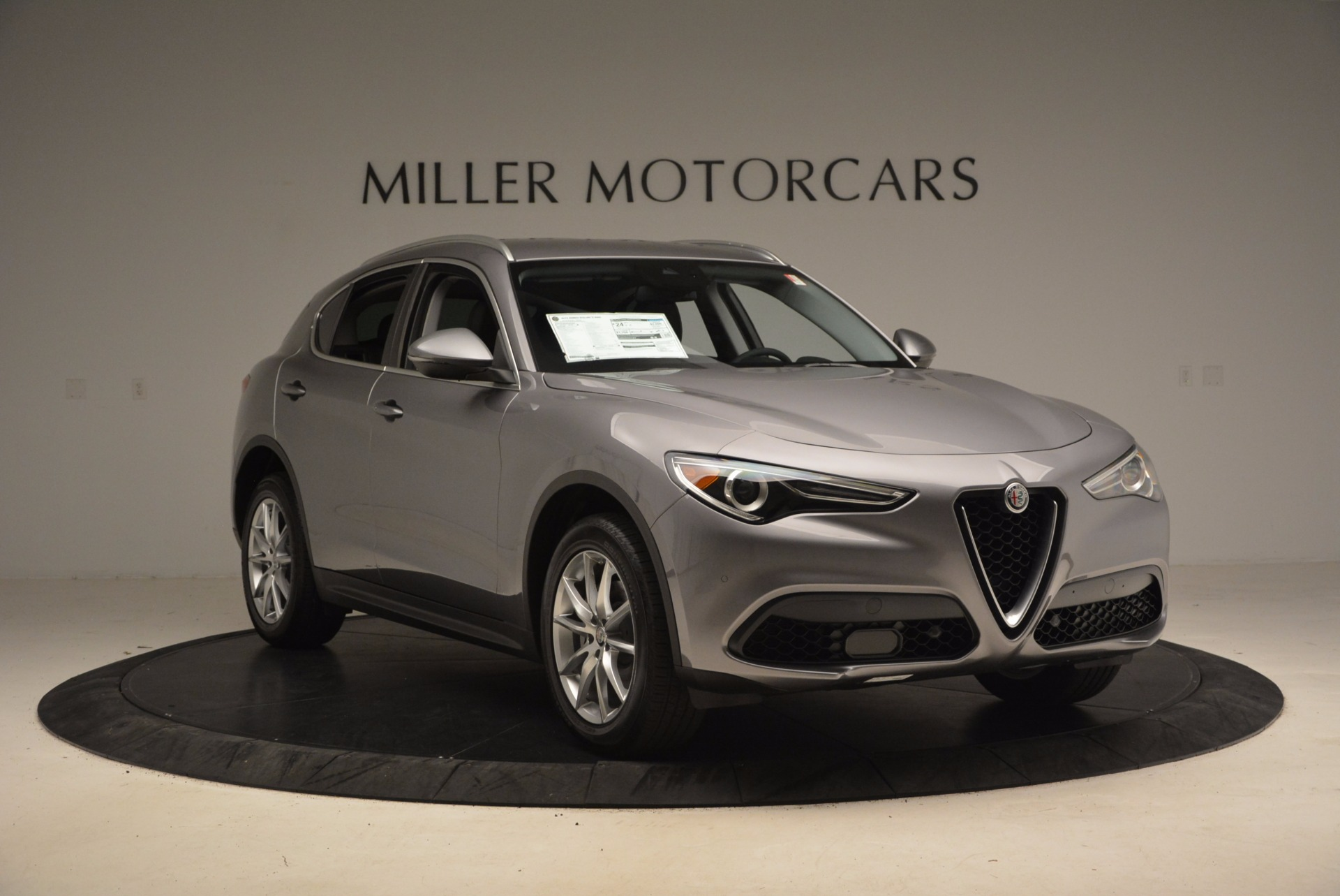 New 2018 Alfa Romeo Stelvio Ti Q4 For Sale In Westport, CT 1409_p11