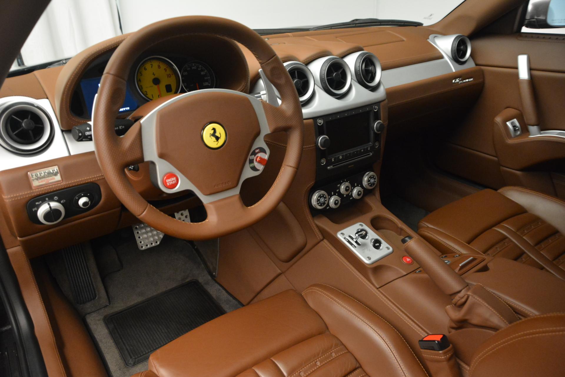 Used 2009 Ferrari 612 Scaglietti OTO For Sale In Westport, CT 141_p13