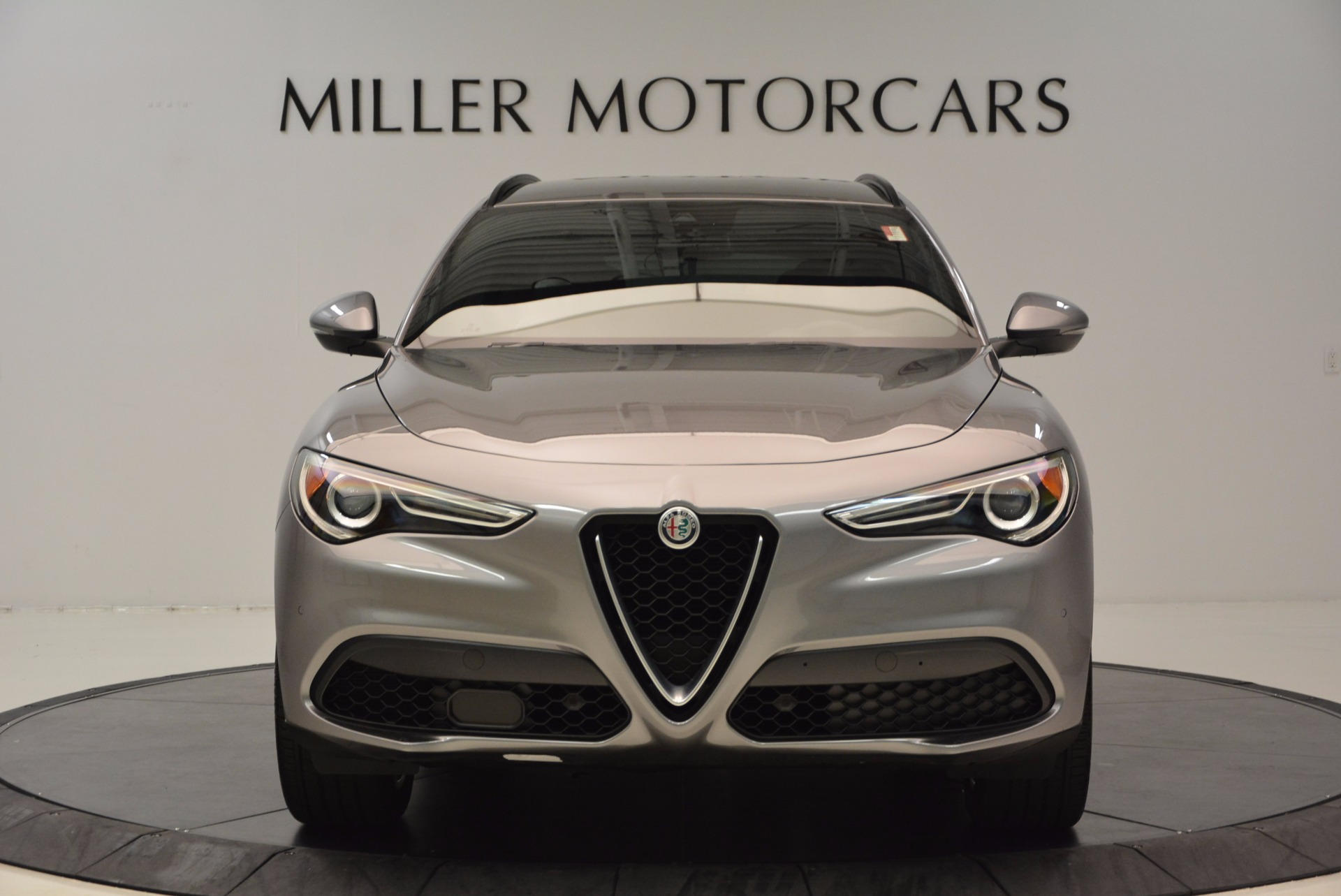 New 2018 Alfa Romeo Stelvio Ti Sport Q4 For Sale In Westport, CT 1411_p12