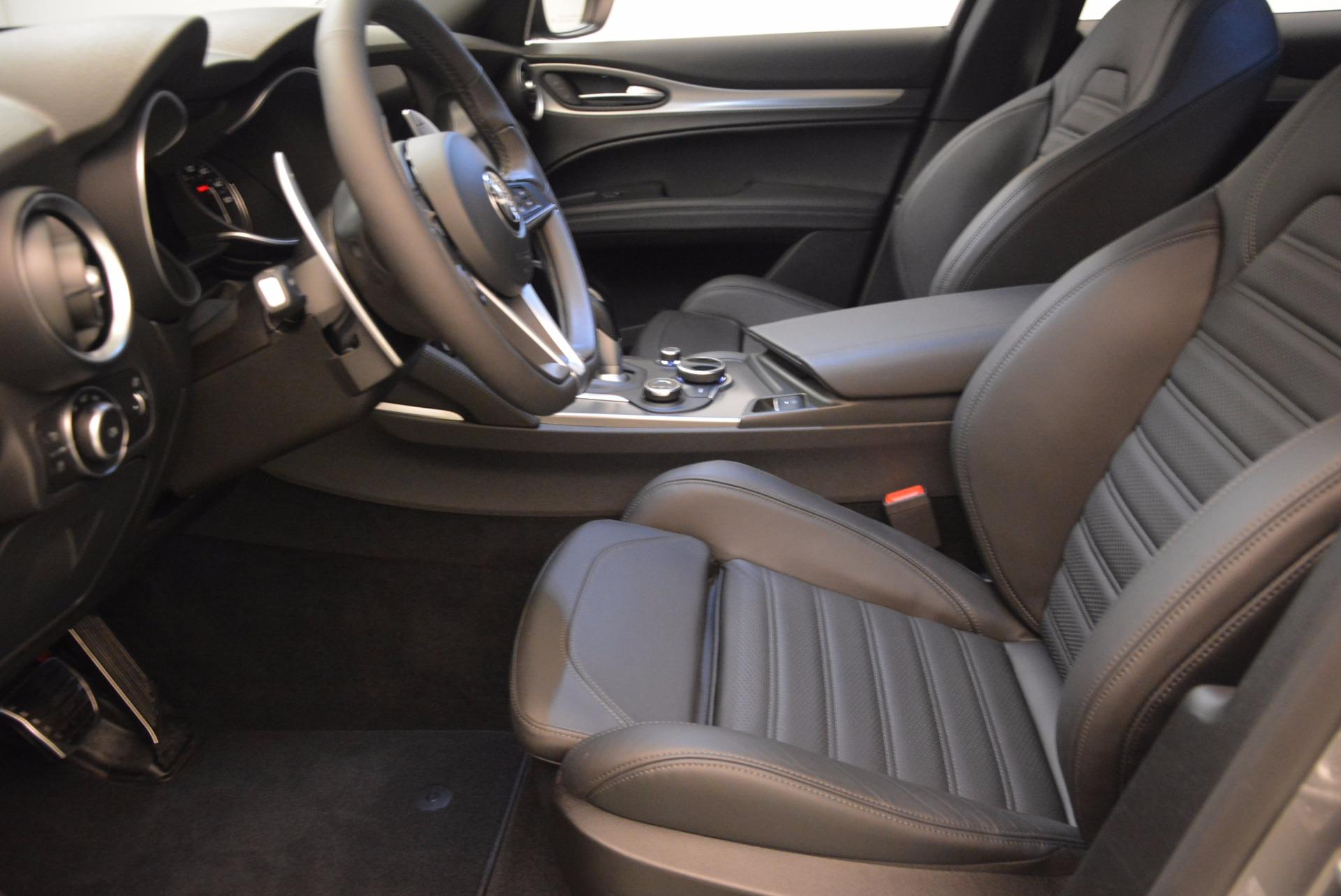New 2018 Alfa Romeo Stelvio Ti Sport Q4 For Sale In Westport, CT 1411_p14