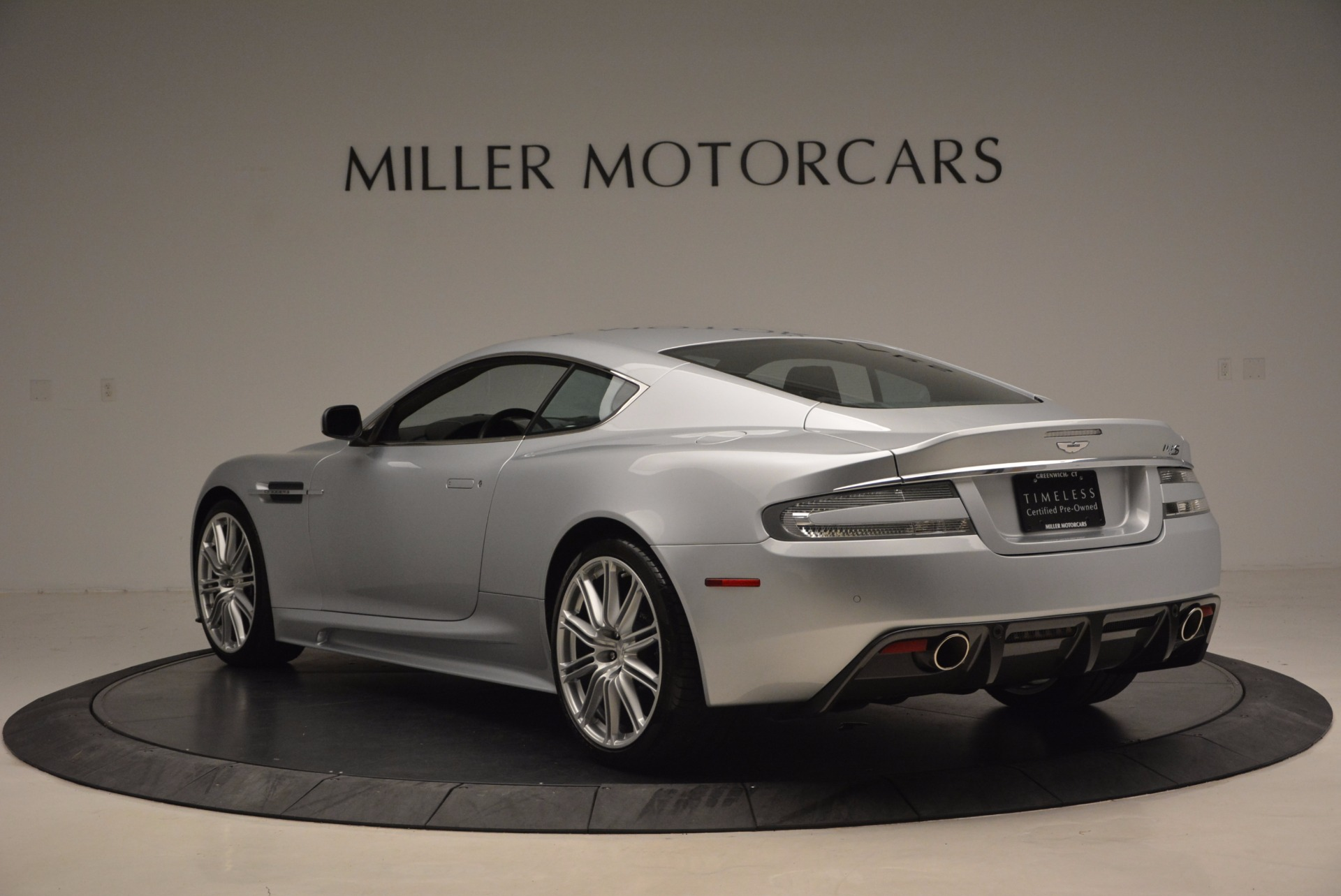 Used 2009 Aston Martin DBS  For Sale In Westport, CT 1415_p5