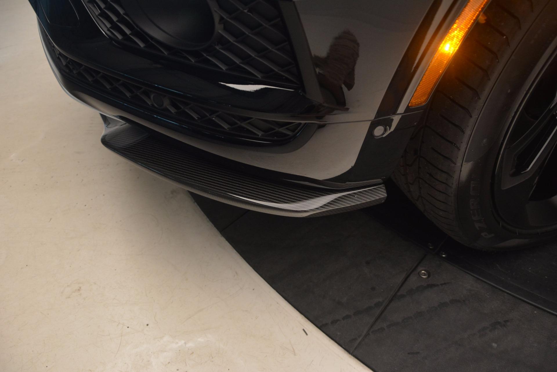 New 2018 Bentley Bentayga Black Edition For Sale In Westport, CT 1418_p22