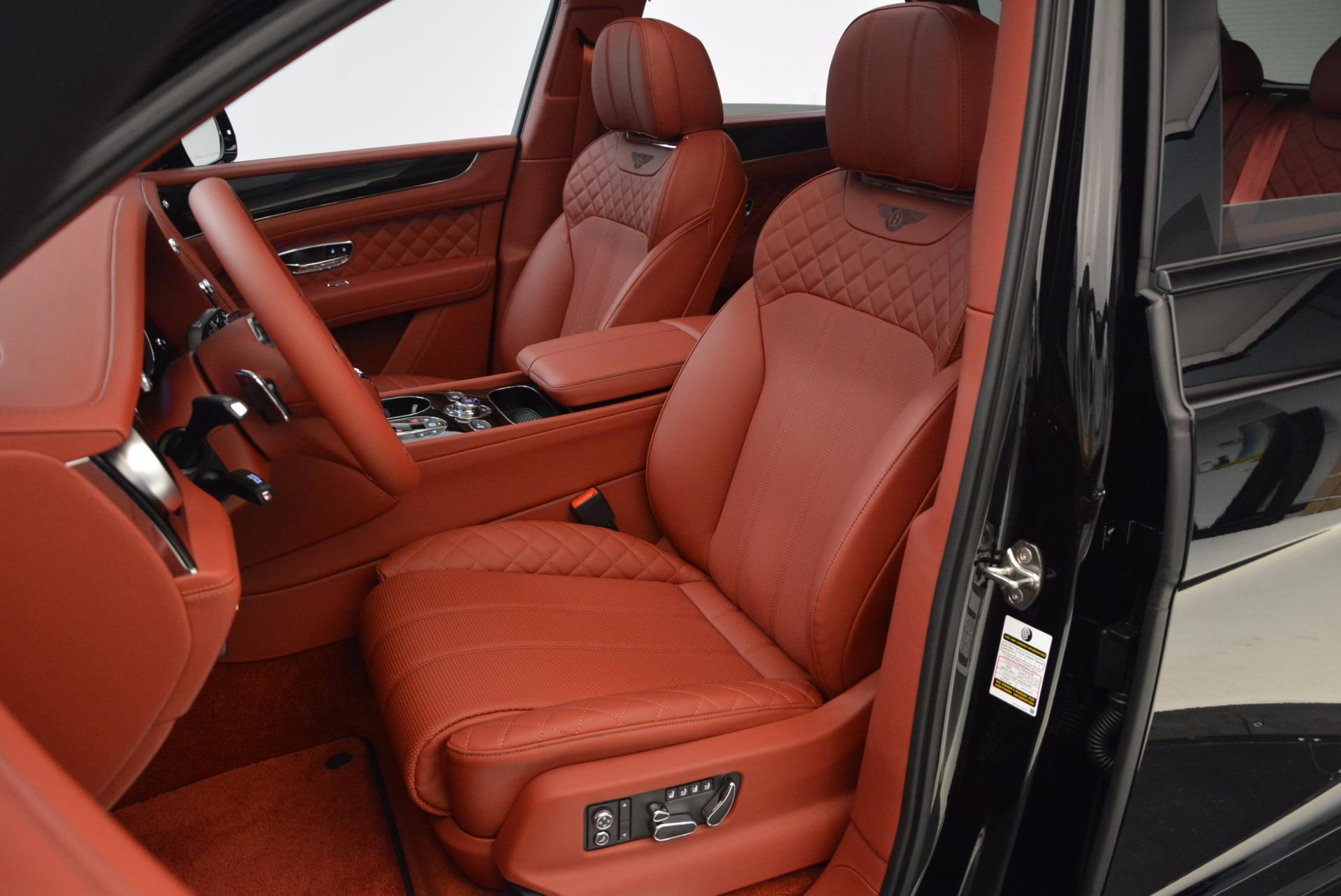 New 2018 Bentley Bentayga Black Edition For Sale In Westport, CT 1418_p30