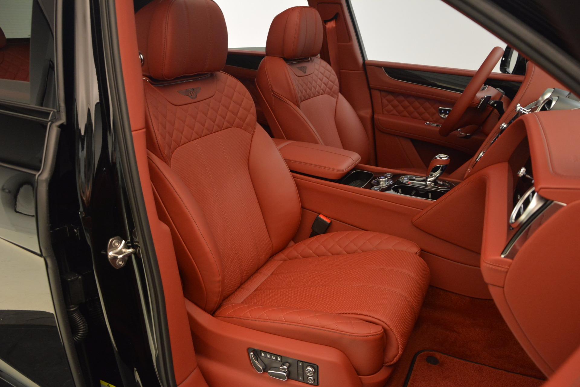 New 2018 Bentley Bentayga Black Edition For Sale In Westport, CT 1418_p50