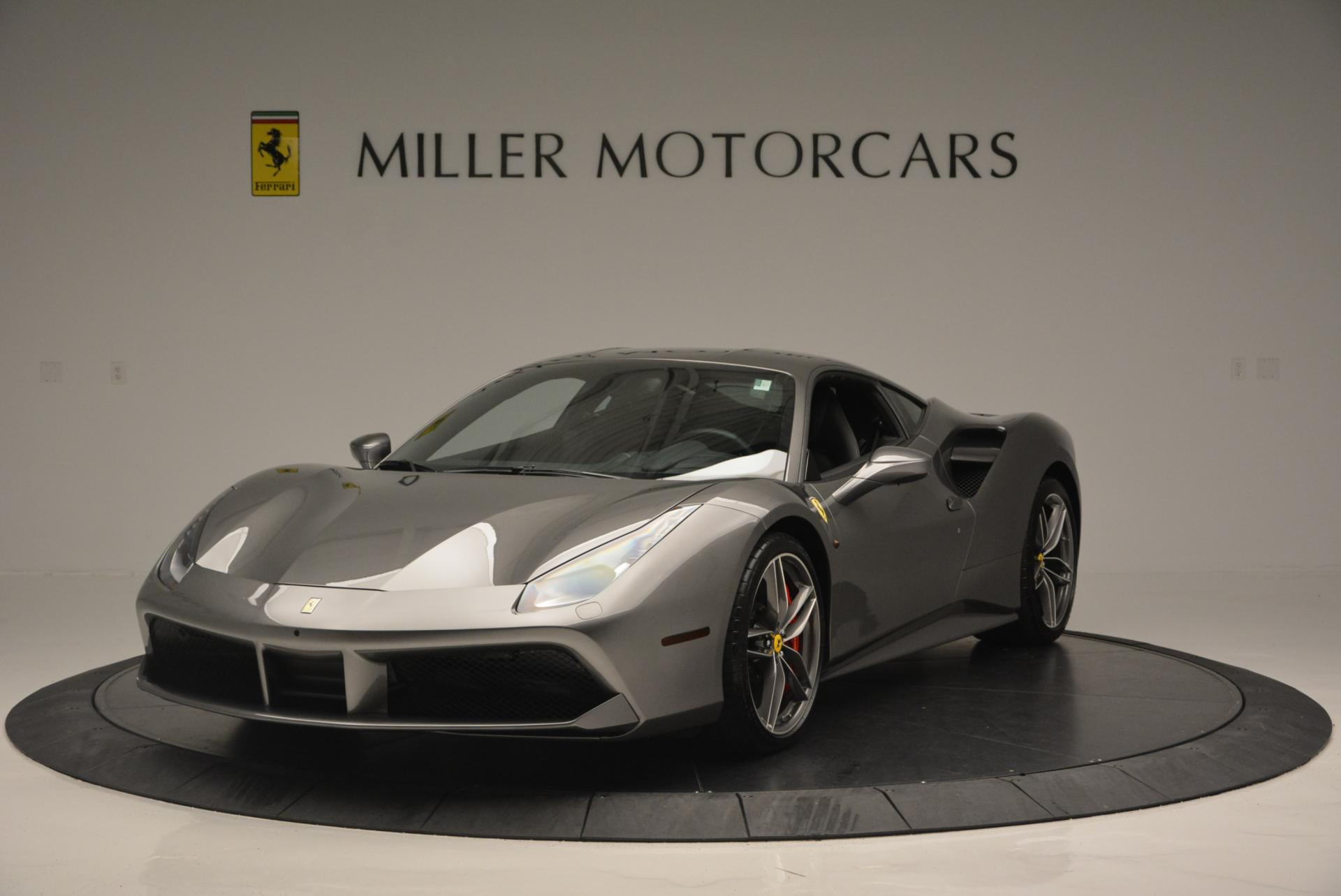 Used 2016 Ferrari 488 GTB  For Sale In Westport, CT 142_main
