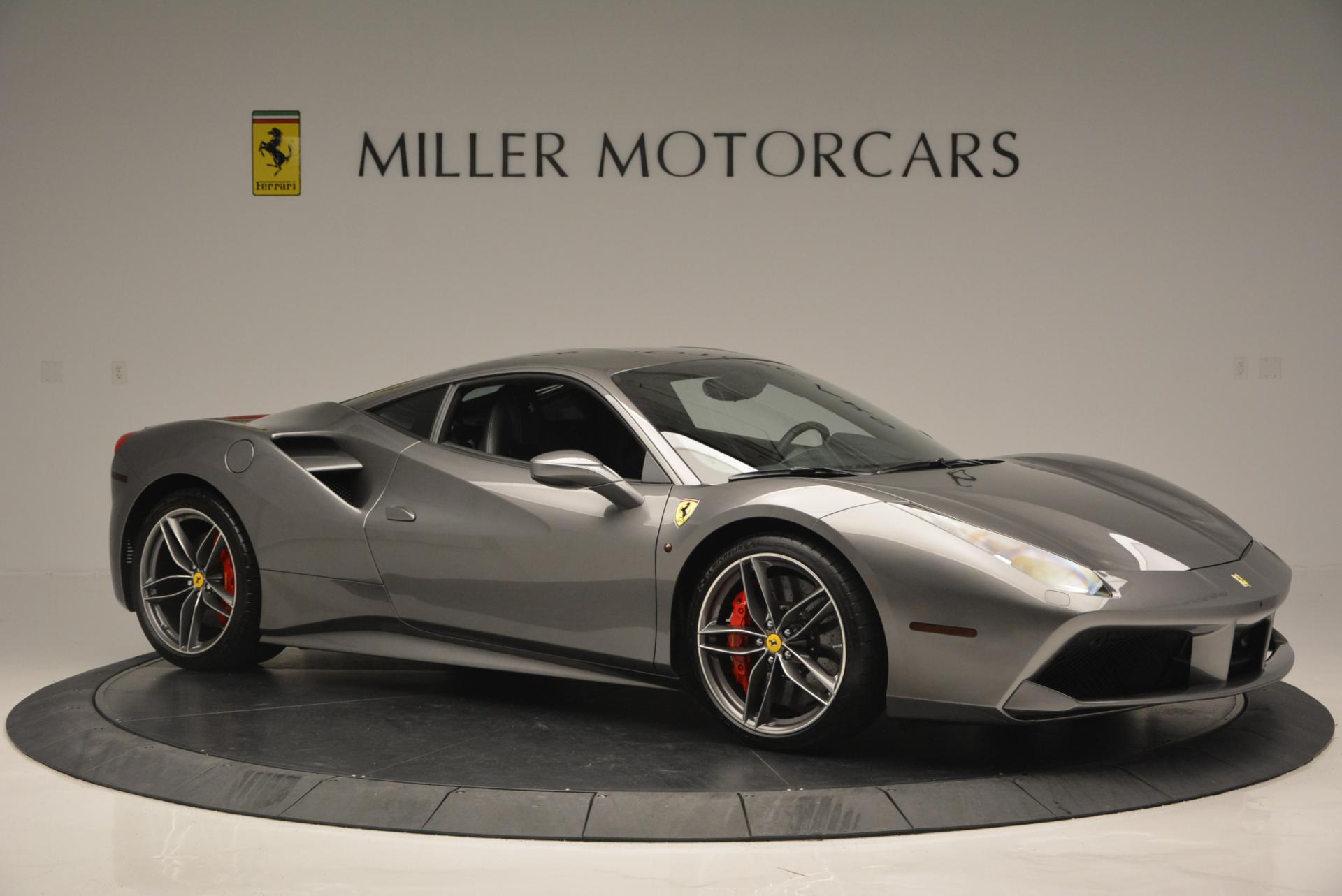 Used 2016 Ferrari 488 GTB  For Sale In Westport, CT 142_p10