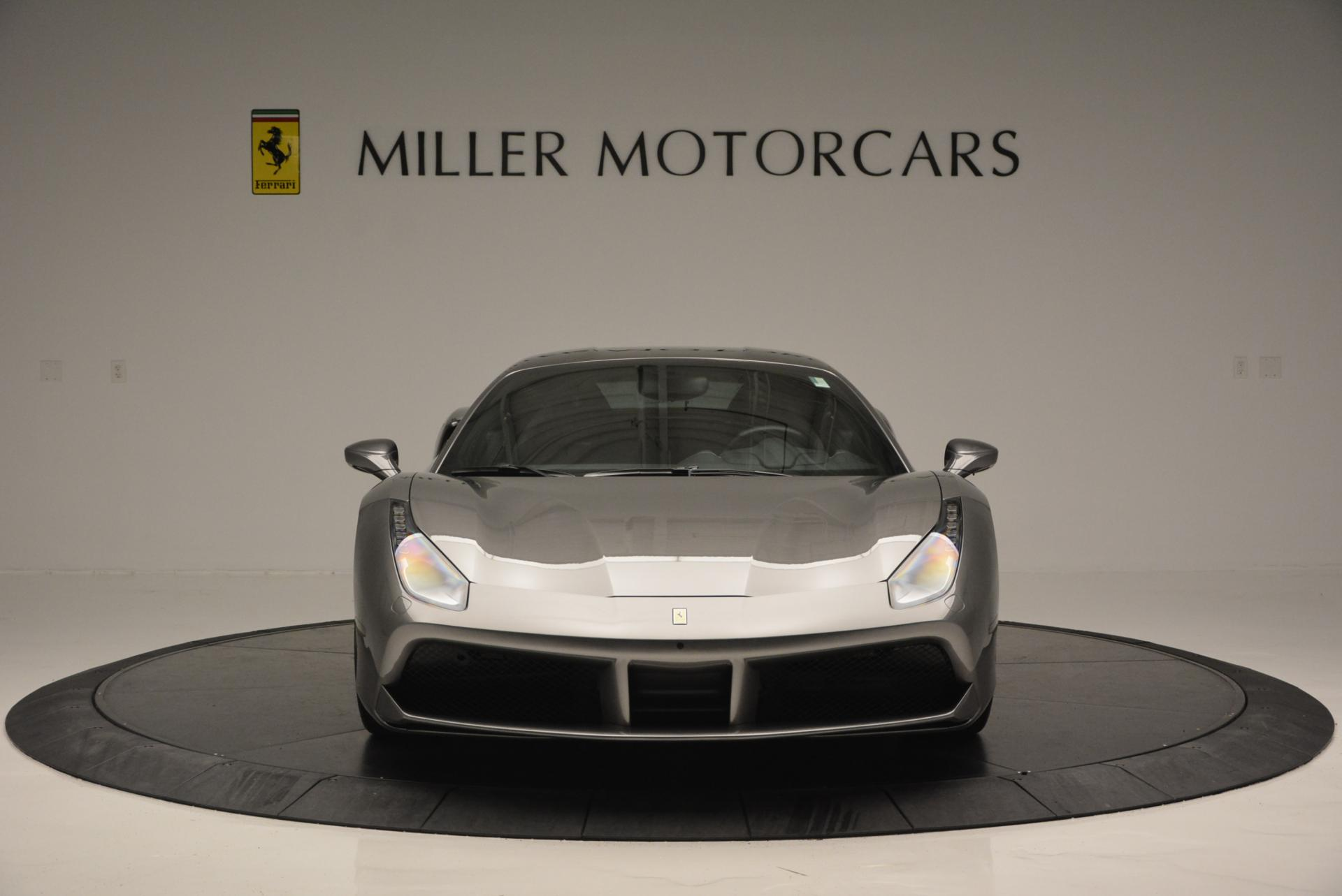 Used 2016 Ferrari 488 GTB  For Sale In Westport, CT 142_p12