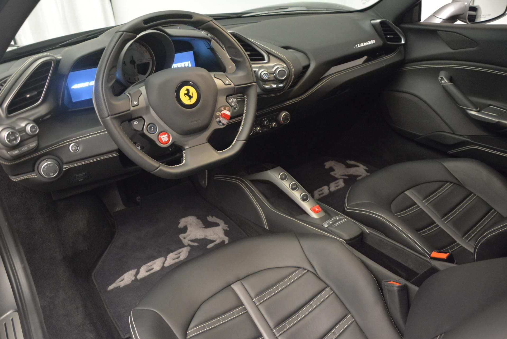 Used 2016 Ferrari 488 GTB  For Sale In Westport, CT 142_p13