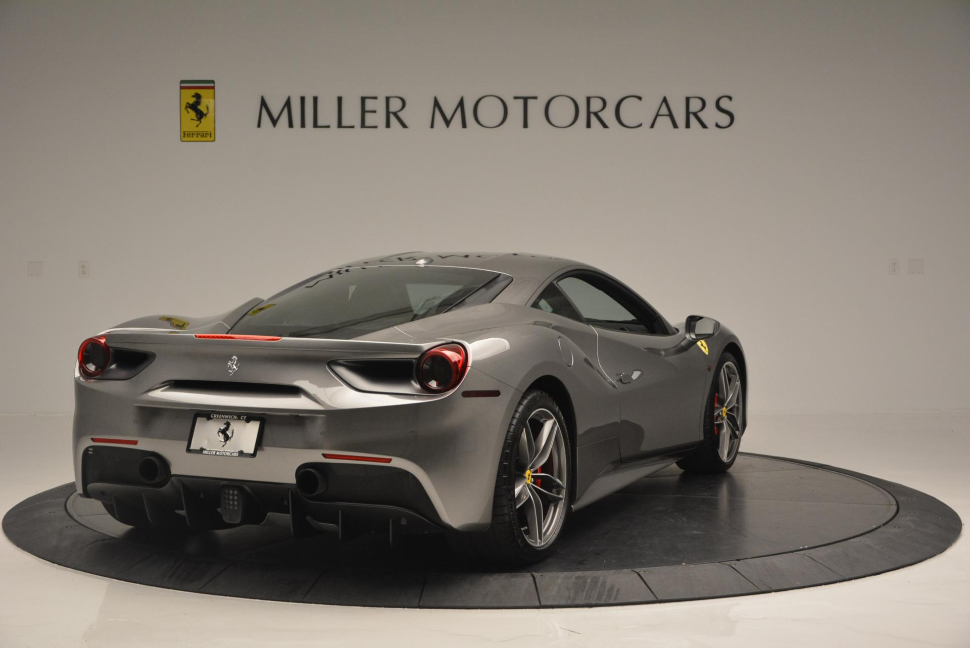 Used 2016 Ferrari 488 GTB  For Sale In Westport, CT 142_p7