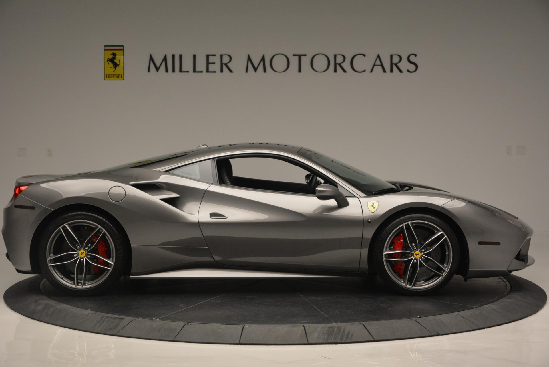 Used 2016 Ferrari 488 GTB  For Sale In Westport, CT 142_p9