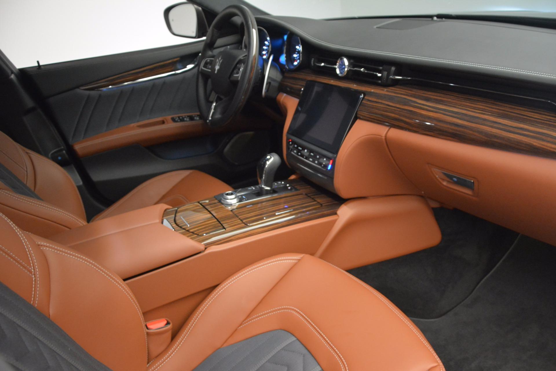 New 2017 Maserati Quattroporte S Q4 GranLusso For Sale In Westport, CT 1422_p17