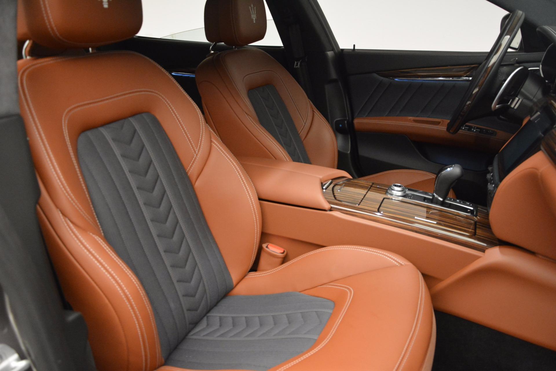 New 2017 Maserati Quattroporte S Q4 GranLusso For Sale In Westport, CT 1422_p19