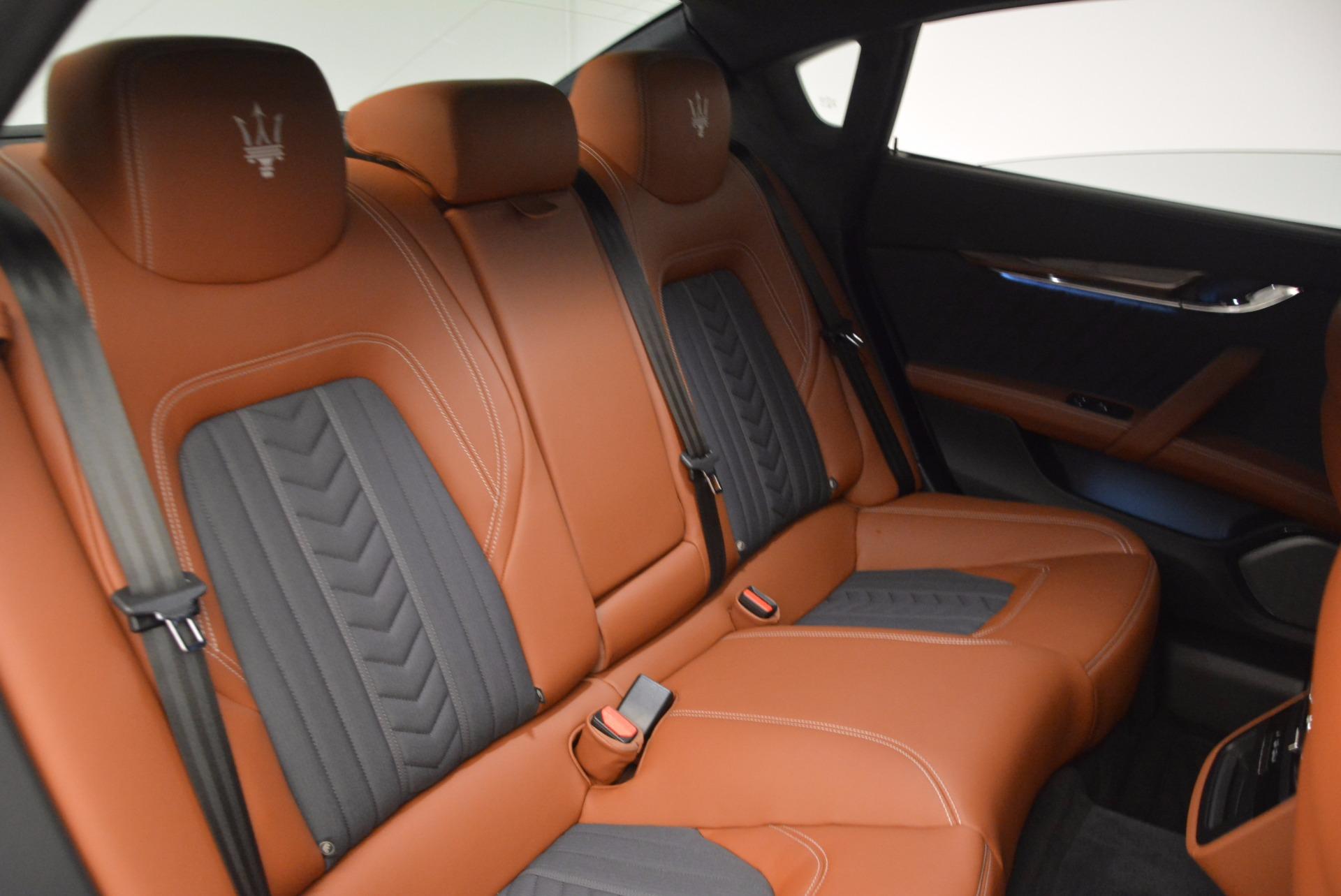 New 2017 Maserati Quattroporte S Q4 GranLusso For Sale In Westport, CT 1422_p23