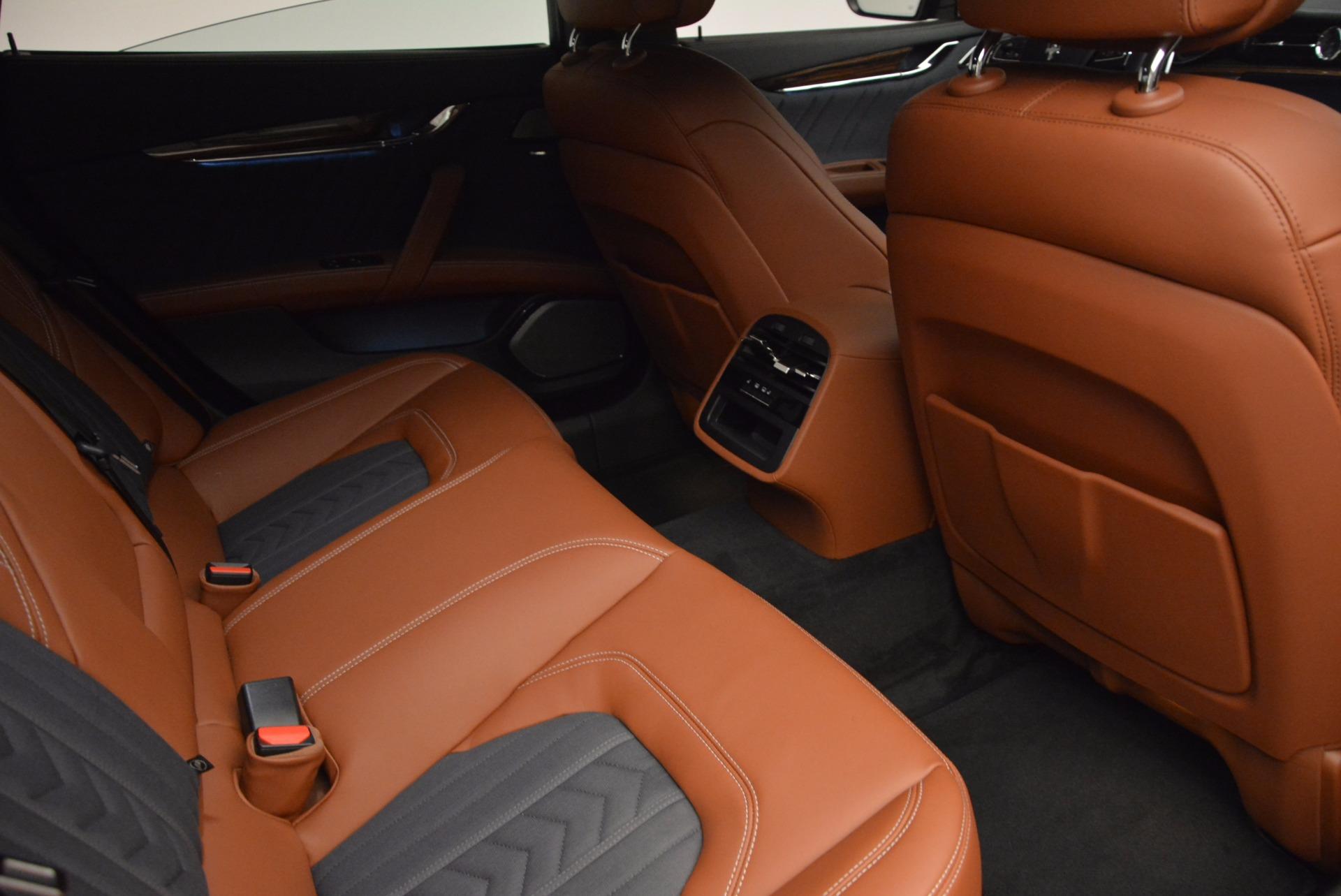 New 2017 Maserati Quattroporte S Q4 GranLusso For Sale In Westport, CT 1422_p25