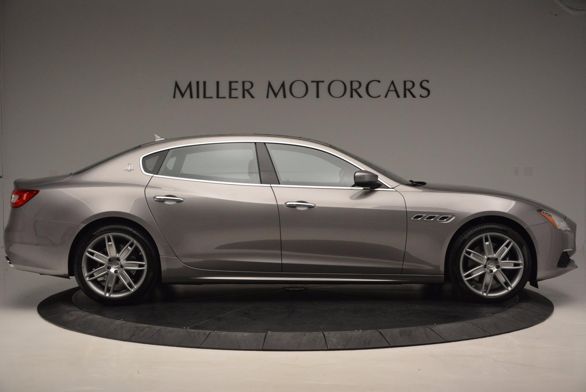 New 2017 Maserati Quattroporte S Q4 GranLusso For Sale In Westport, CT 1422_p9