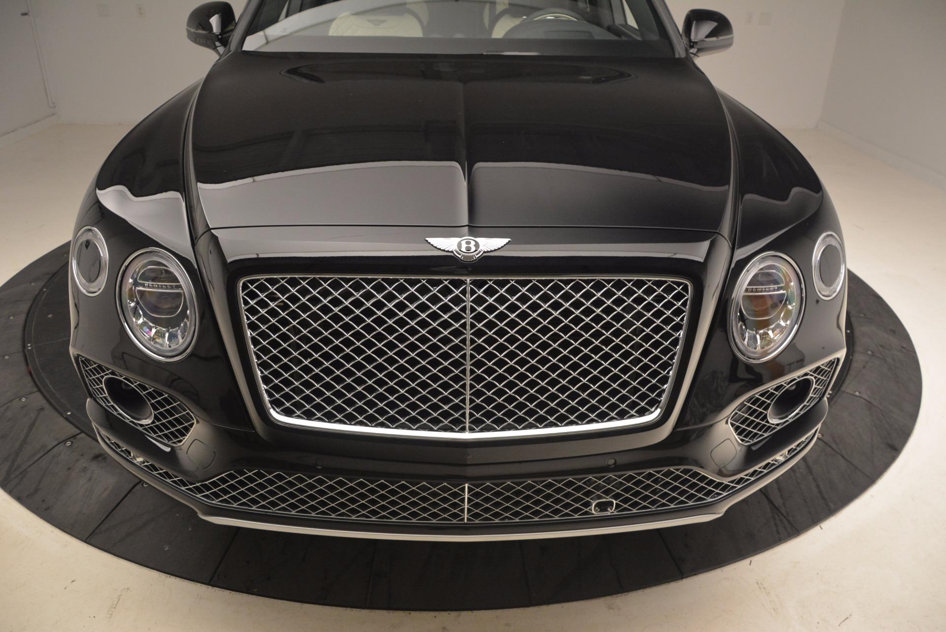 New 2018 Bentley Bentayga Signature For Sale In Westport, CT 1424_p13