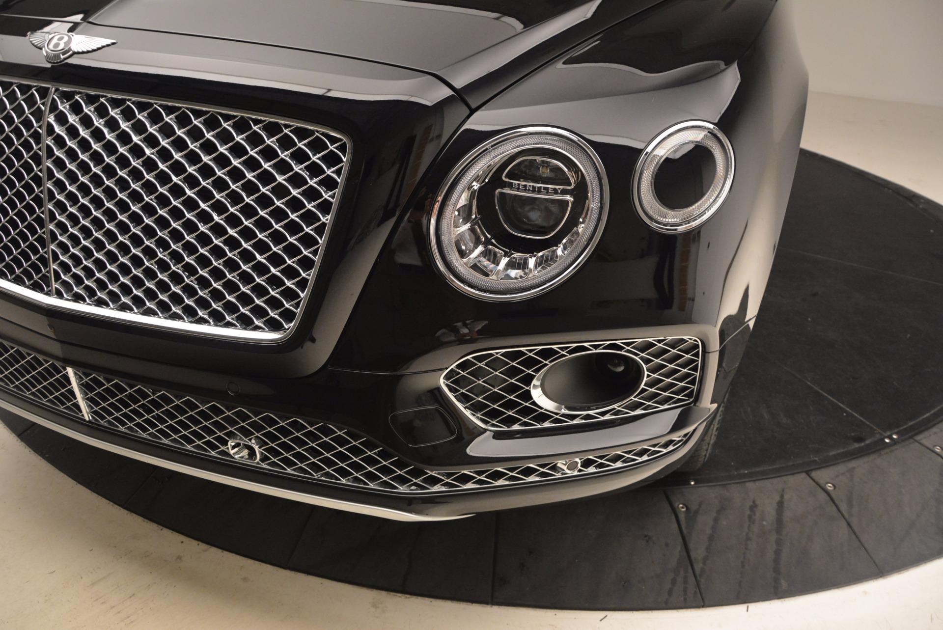 New 2018 Bentley Bentayga Signature For Sale In Westport, CT 1424_p14