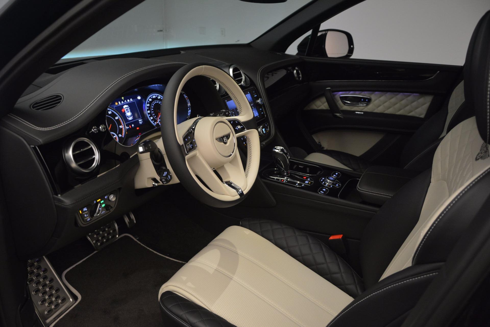 New 2018 Bentley Bentayga Signature For Sale In Westport, CT 1424_p24