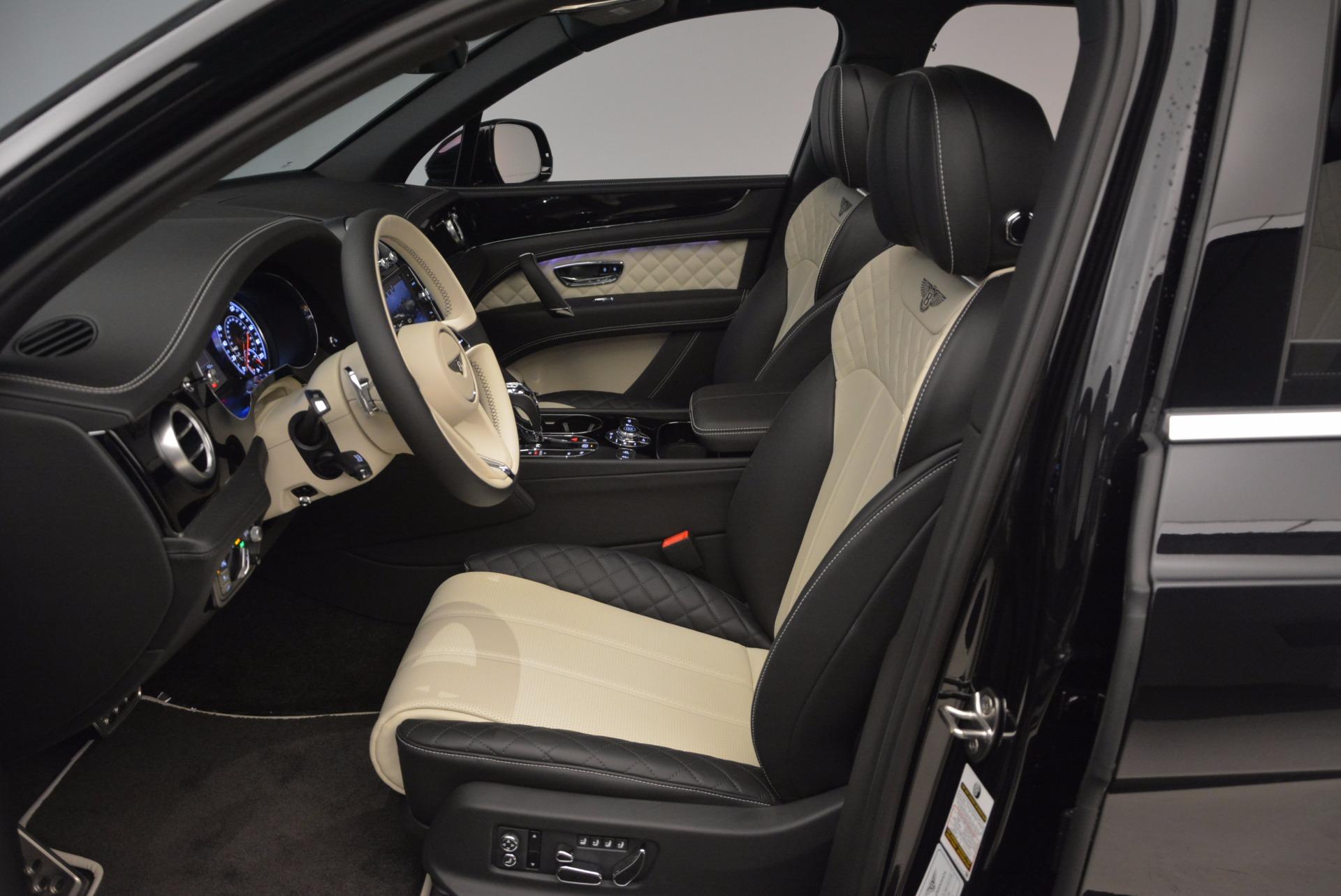 New 2018 Bentley Bentayga Signature For Sale In Westport, CT 1424_p25