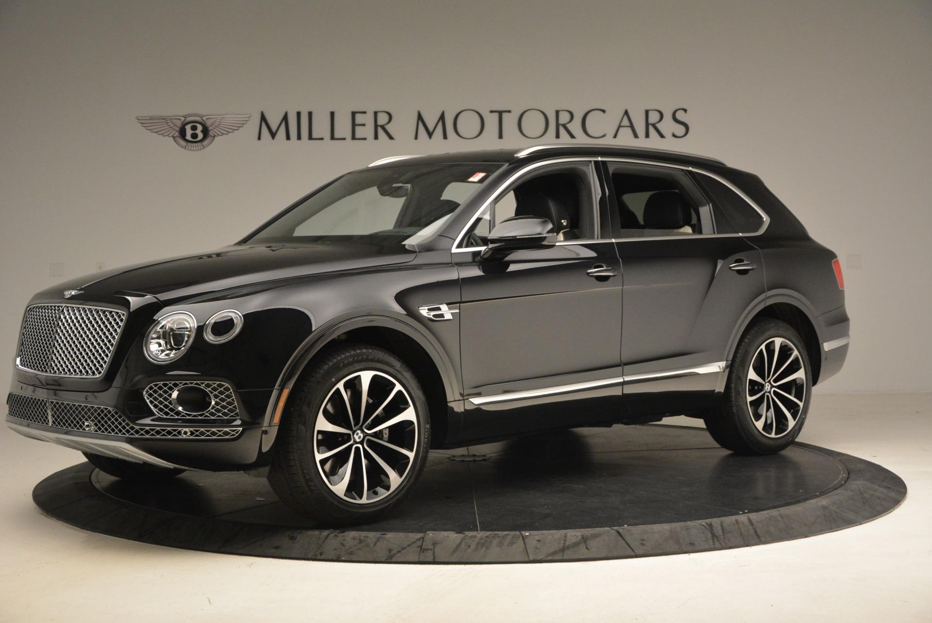 New 2018 Bentley Bentayga Signature For Sale In Westport, CT 1424_p2