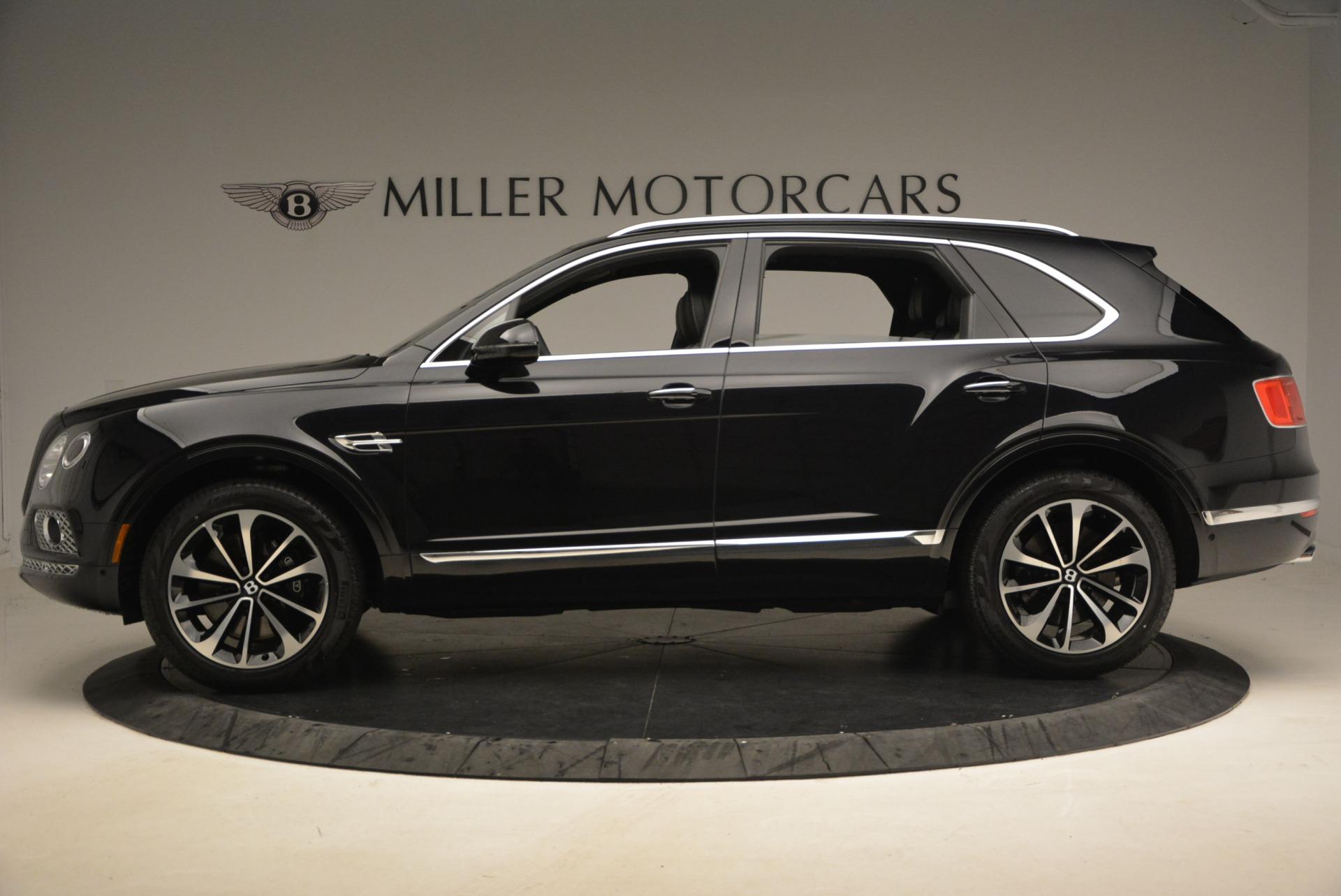 New 2018 Bentley Bentayga Signature For Sale In Westport, CT 1424_p3