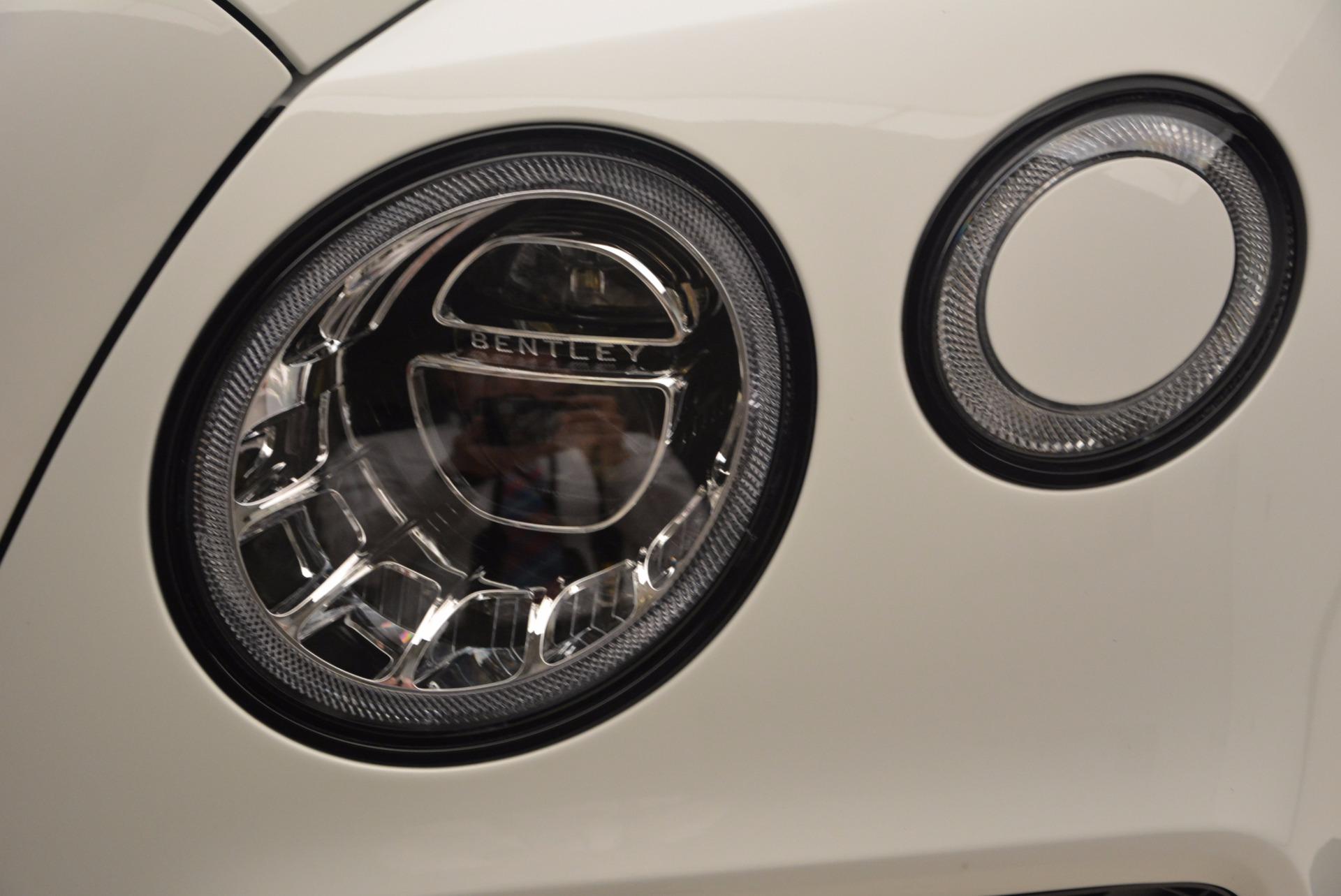 New 2018 Bentley Bentayga Onyx For Sale In Westport, CT 1425_p14