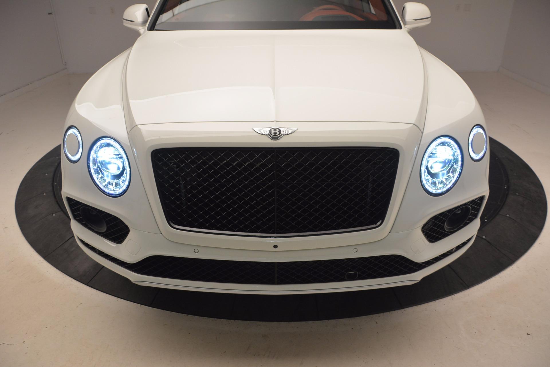 New 2018 Bentley Bentayga Onyx For Sale In Westport, CT 1425_p15
