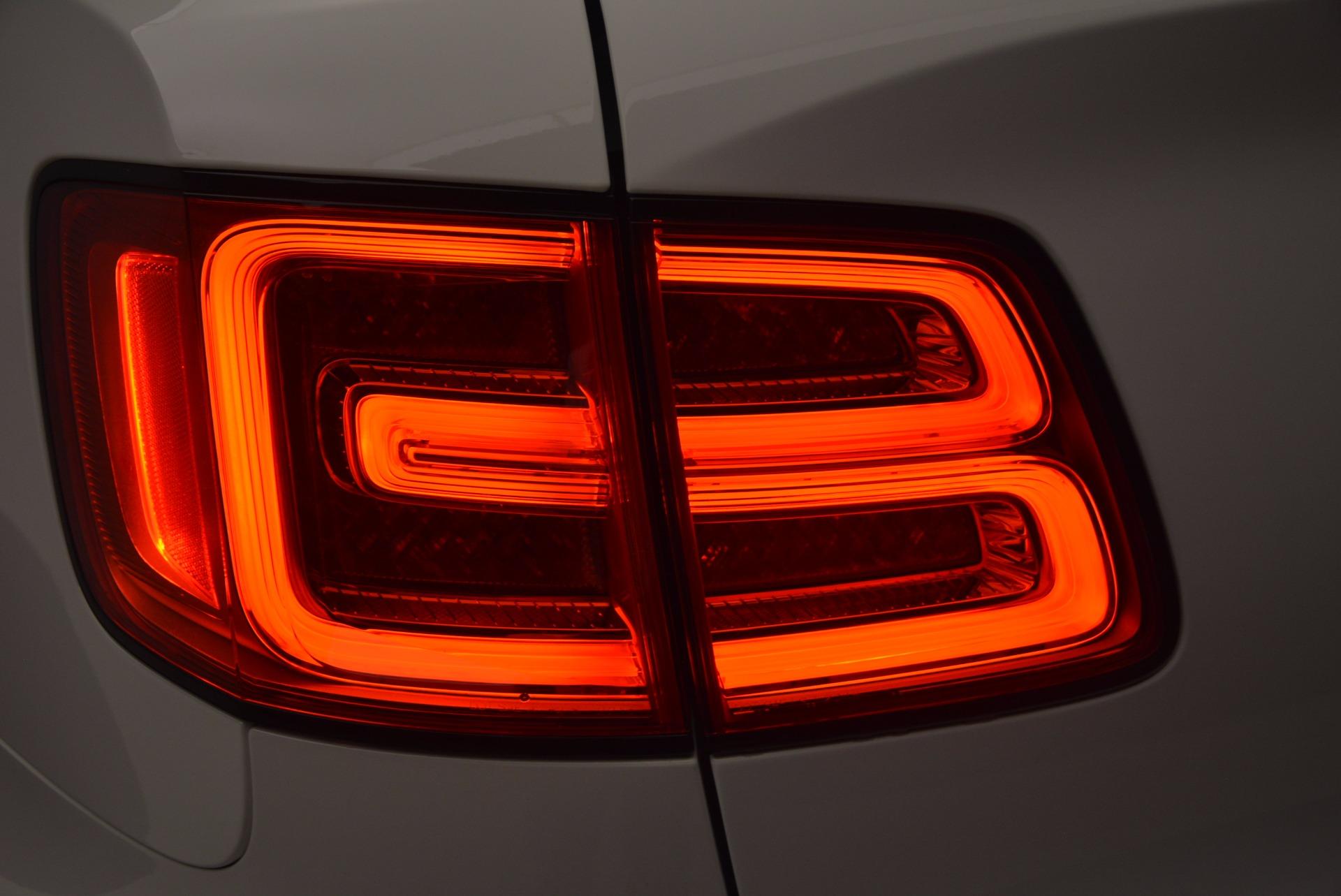New 2018 Bentley Bentayga Onyx For Sale In Westport, CT 1425_p23