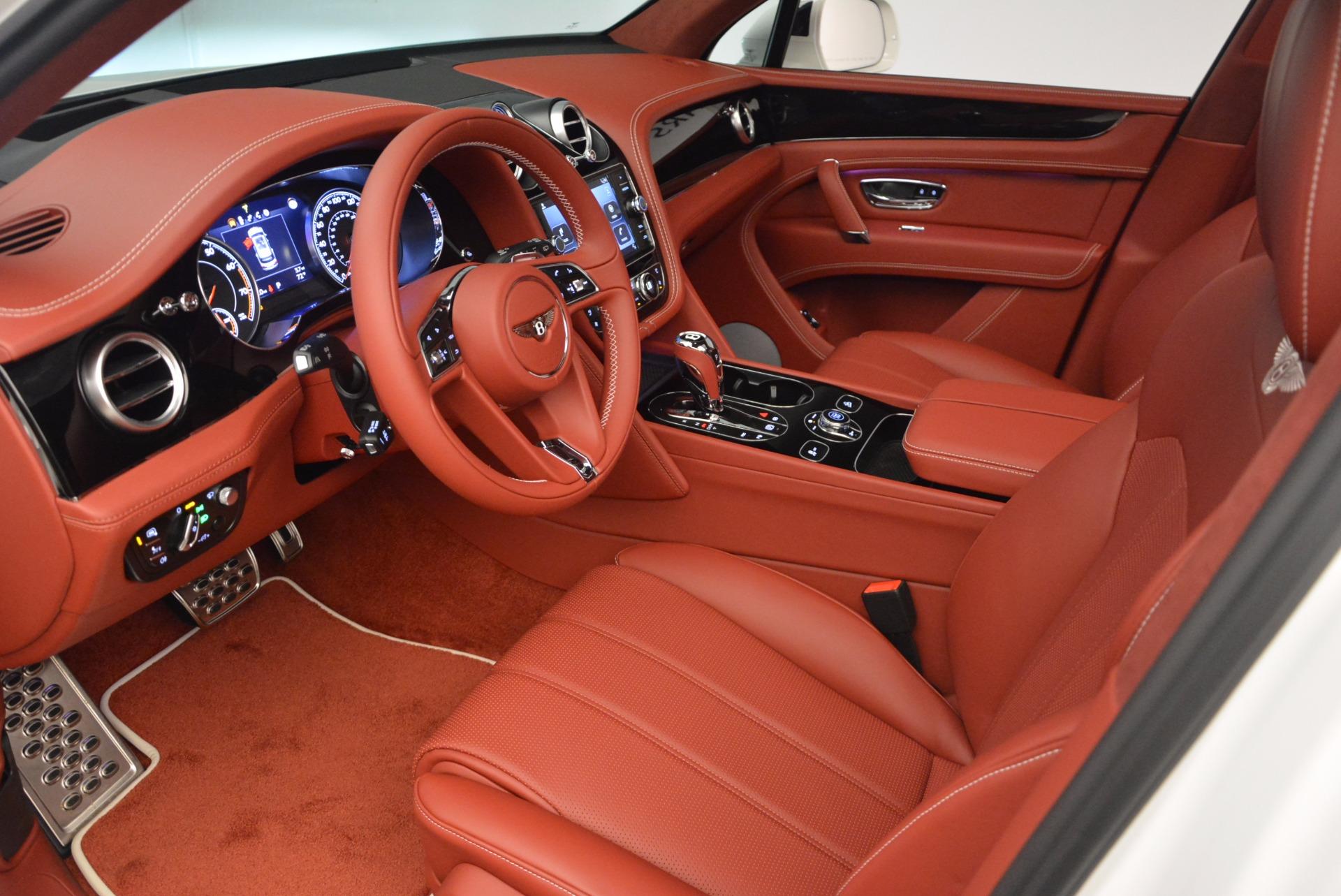 New 2018 Bentley Bentayga Onyx For Sale In Westport, CT 1425_p26