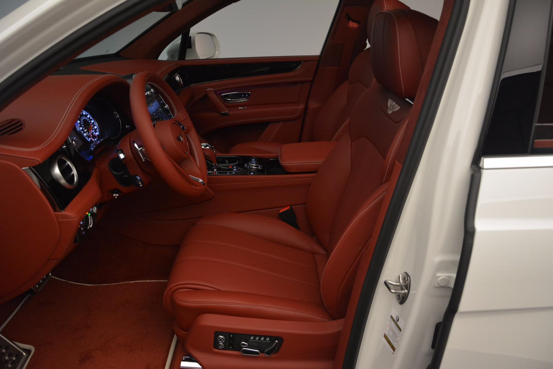 New 2018 Bentley Bentayga Onyx For Sale In Westport, CT 1425_p27