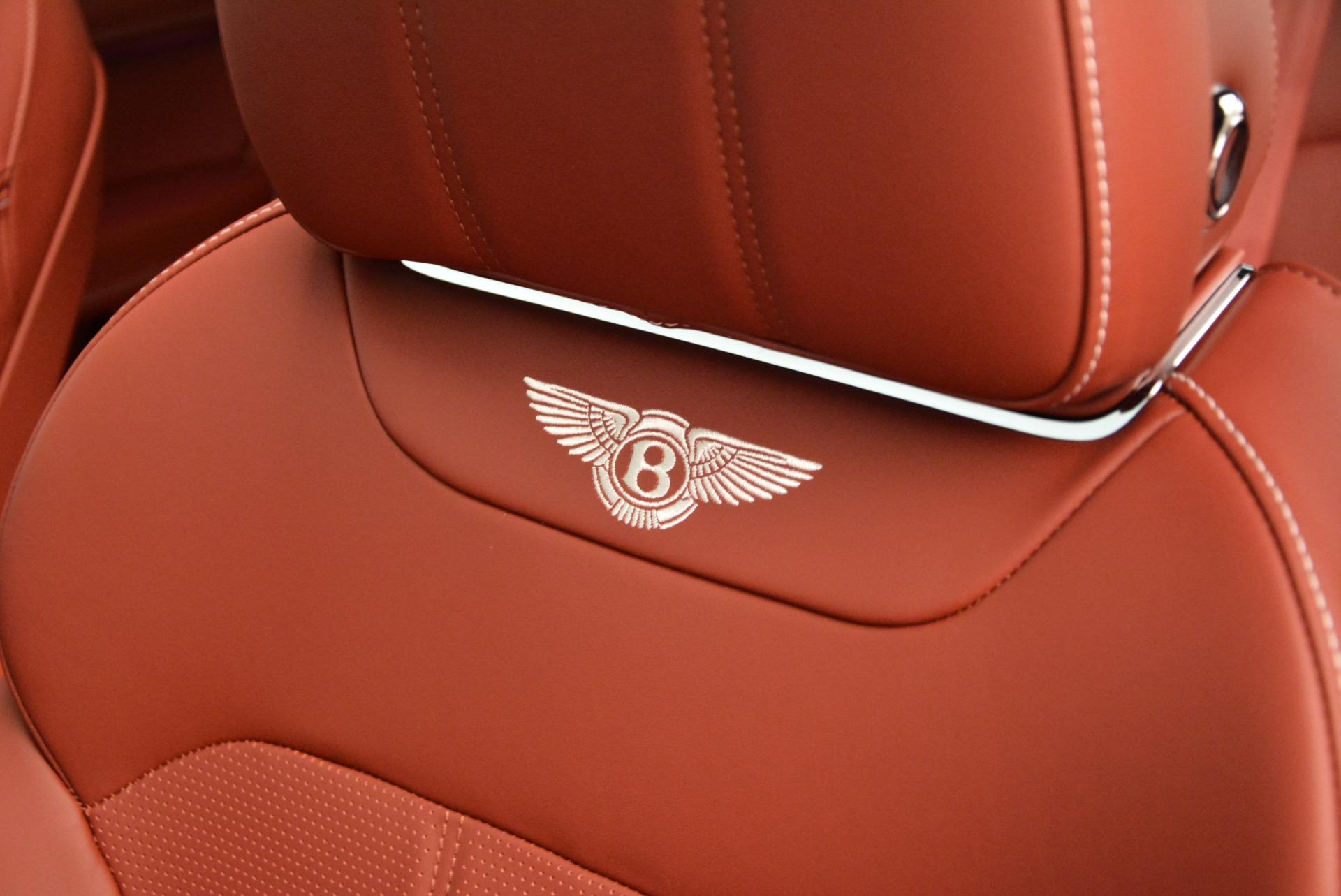 New 2018 Bentley Bentayga Onyx For Sale In Westport, CT 1425_p29