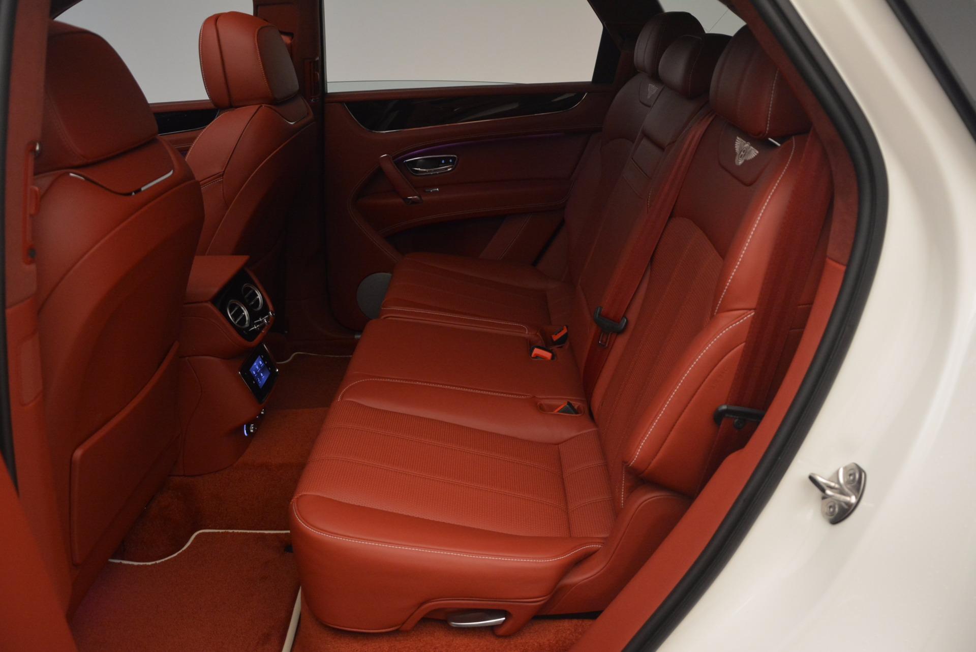 New 2018 Bentley Bentayga Onyx For Sale In Westport, CT 1425_p33