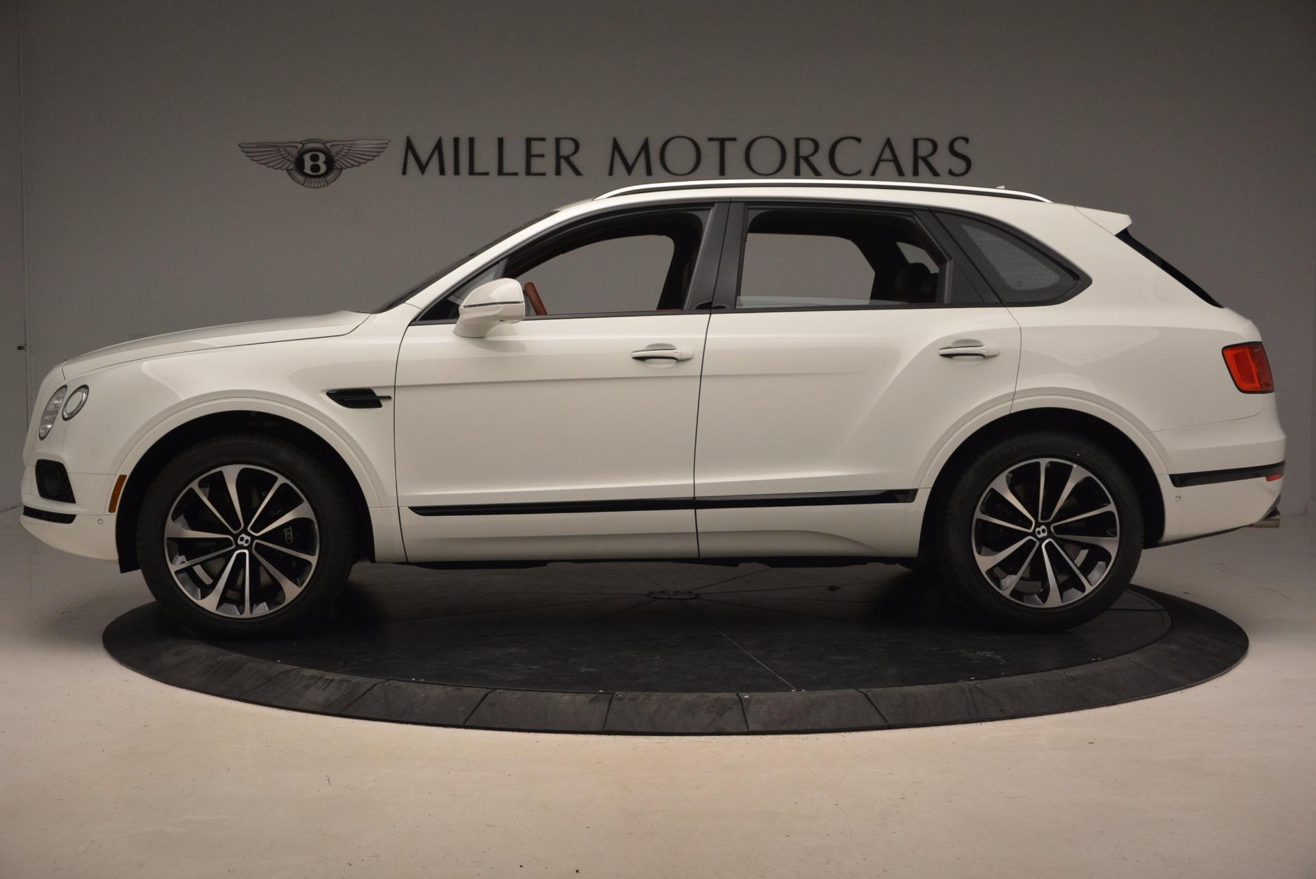 New 2018 Bentley Bentayga Onyx For Sale In Westport, CT 1425_p3