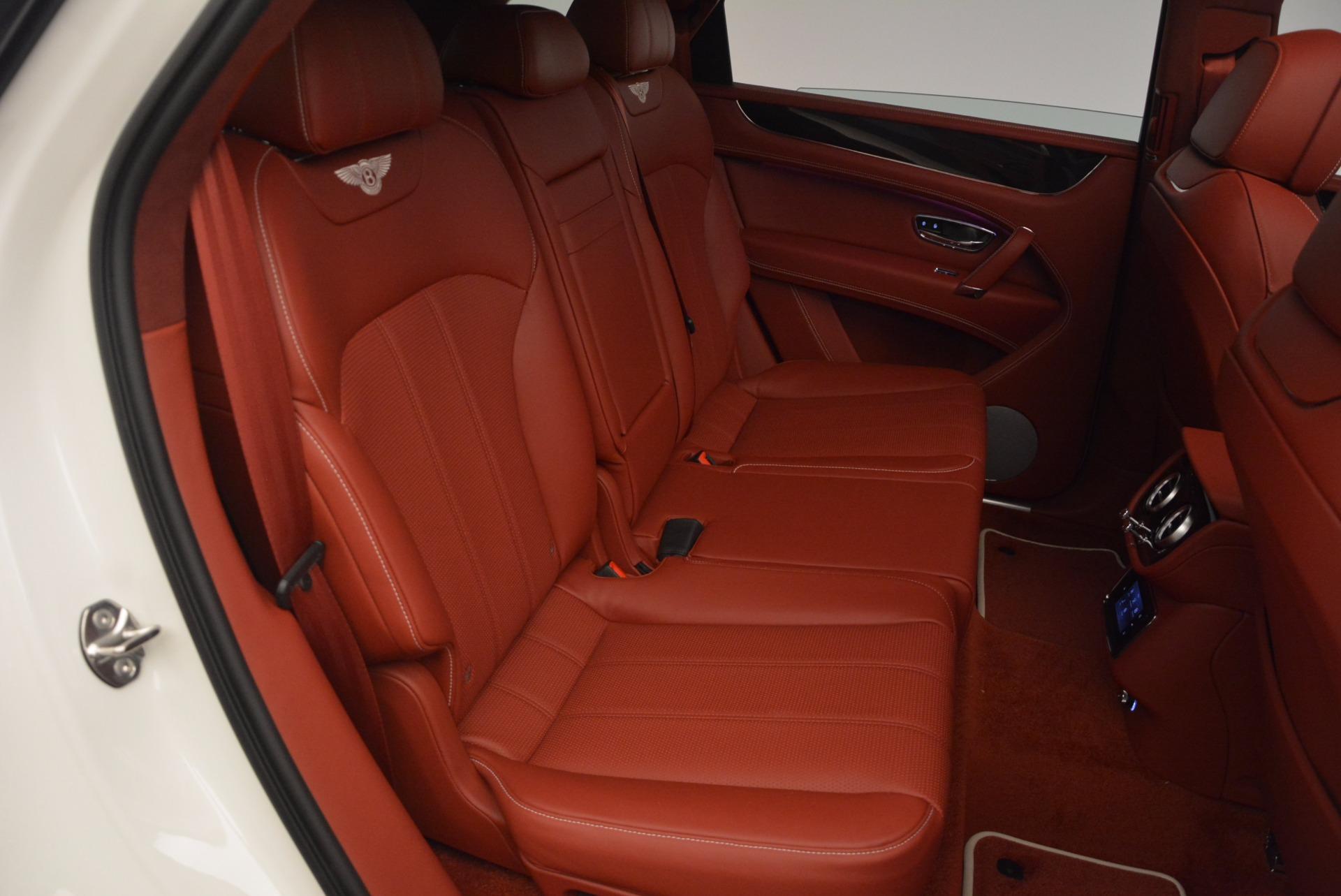 New 2018 Bentley Bentayga Onyx For Sale In Westport, CT 1425_p41