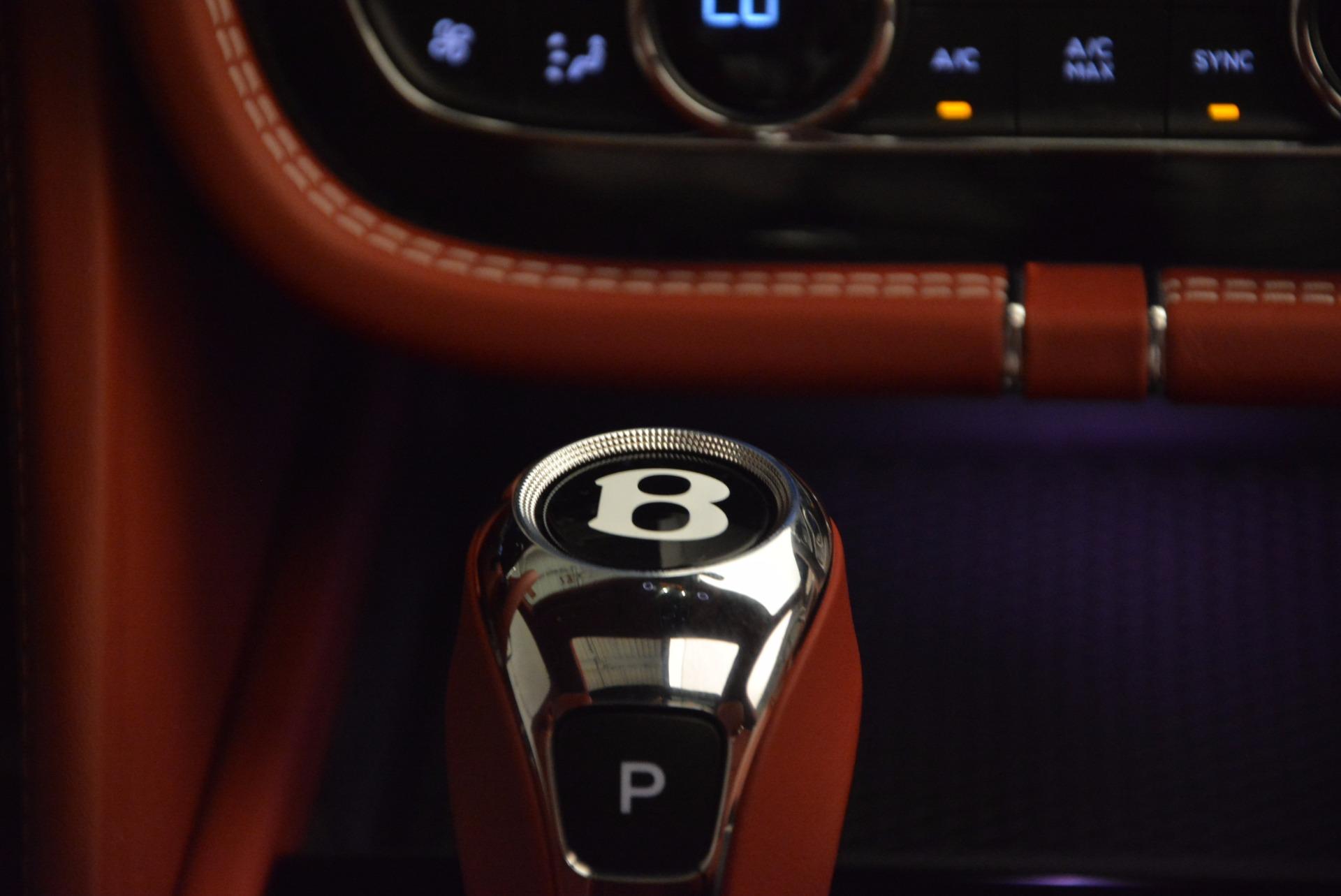 New 2018 Bentley Bentayga Onyx For Sale In Westport, CT 1425_p52