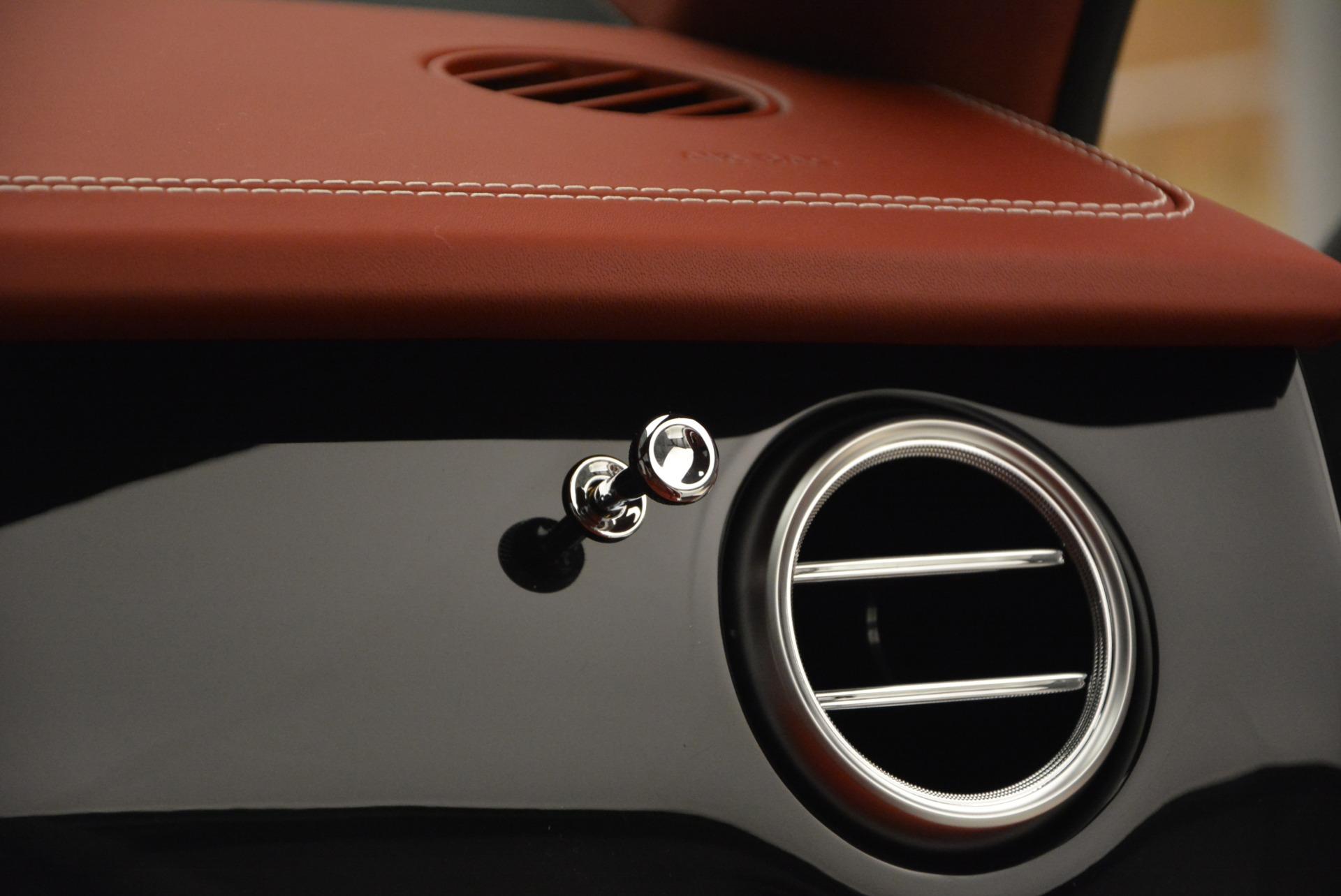 New 2018 Bentley Bentayga Onyx For Sale In Westport, CT 1425_p53