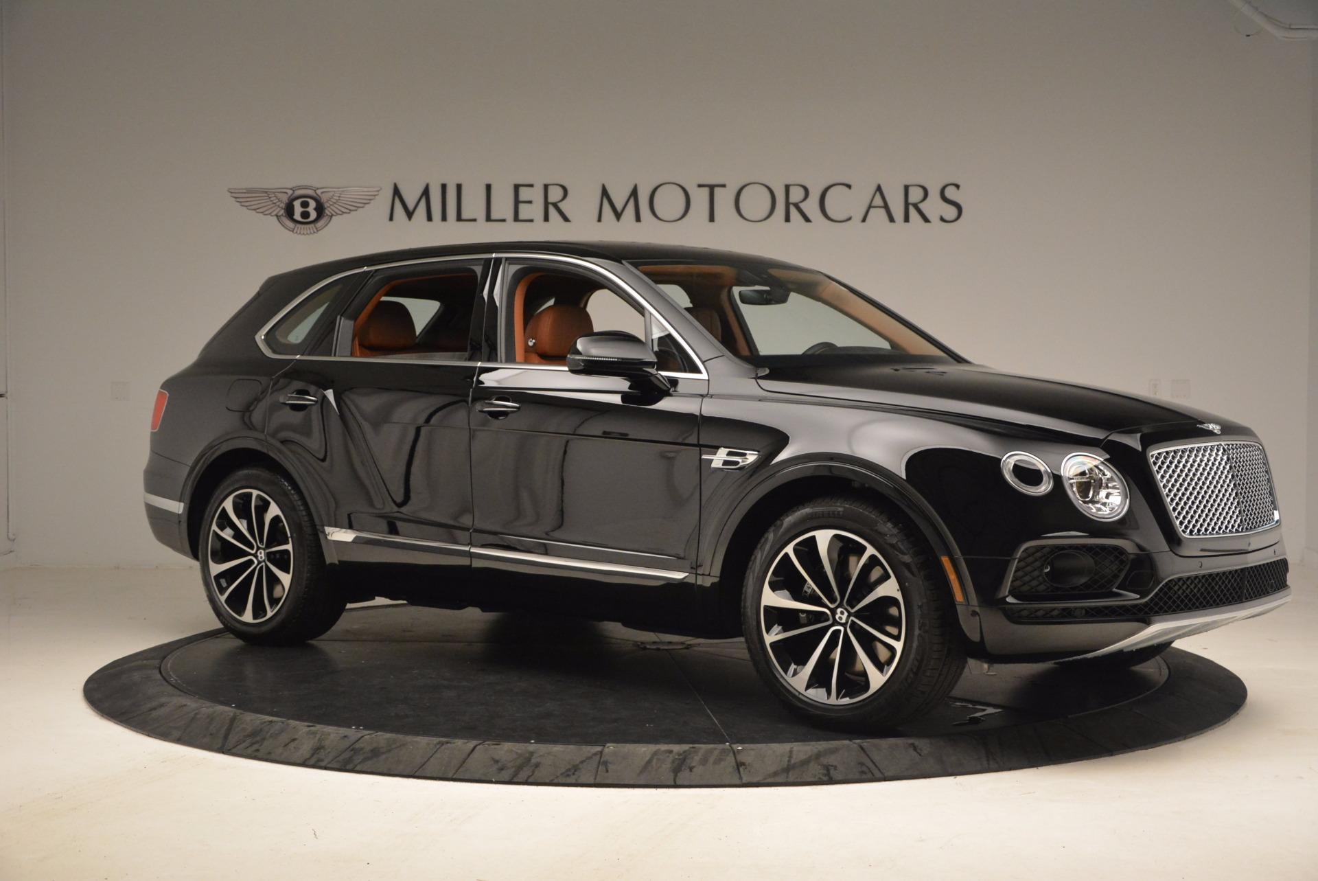 New 2018 Bentley Bentayga Onyx For Sale In Westport, CT 1428_p10